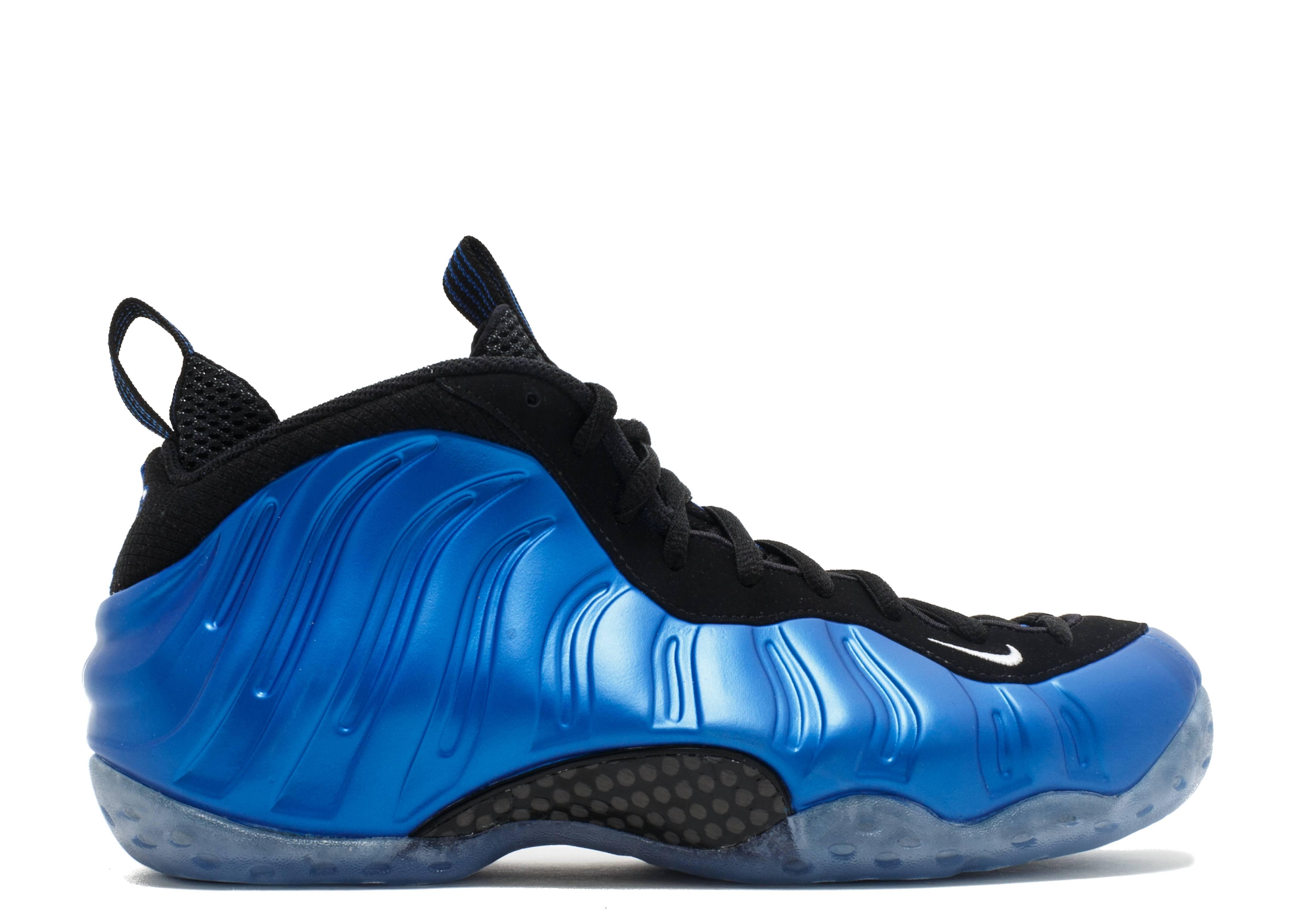 Penny Hardaway Shoes Blue