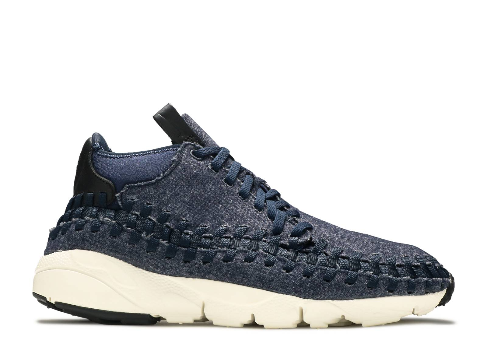 purchase cheap a879f ef131 nike. air footscape woven chukka se