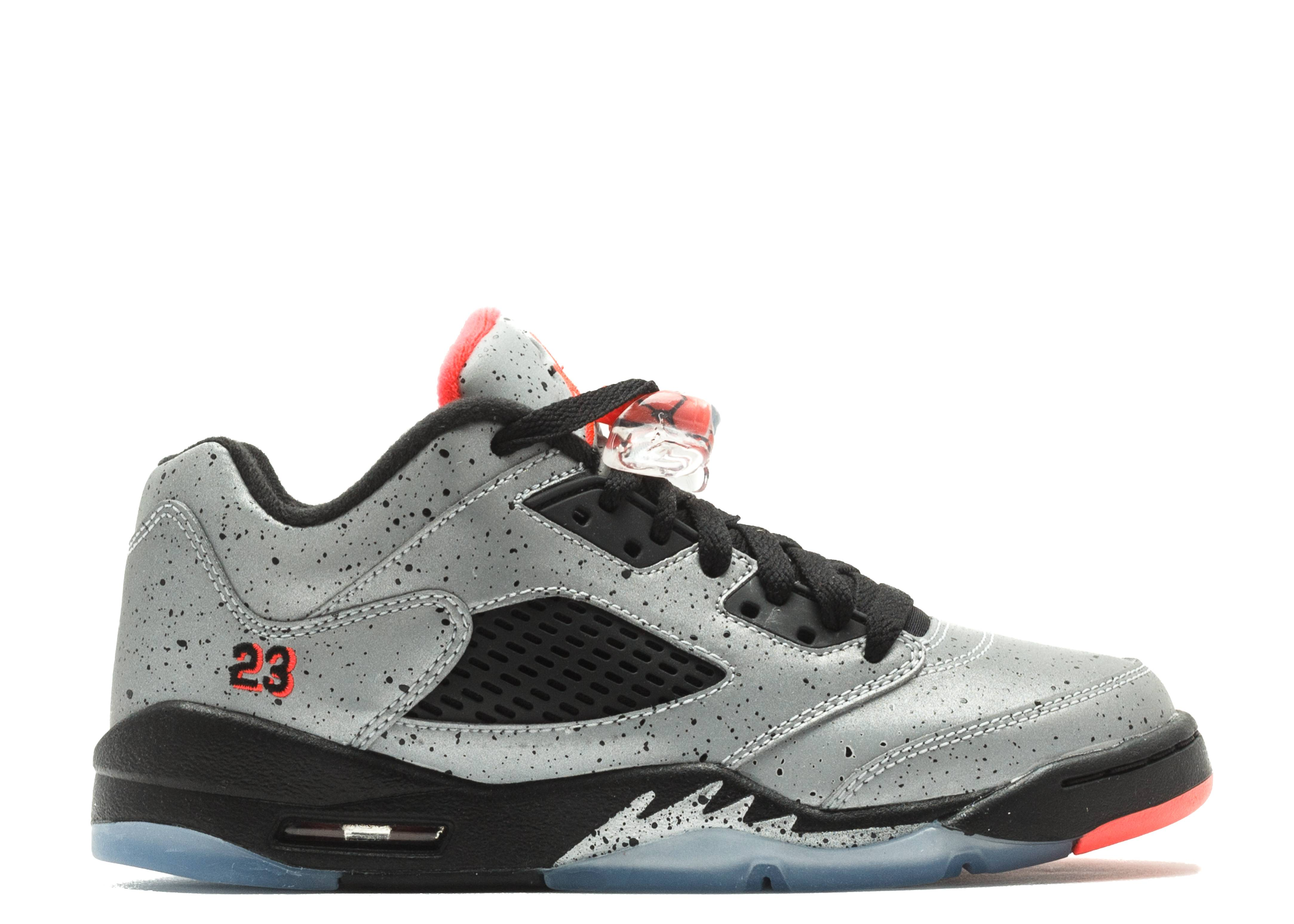 "Air Jordan 5 Retro Low bg (gs)  ""Neymar"""