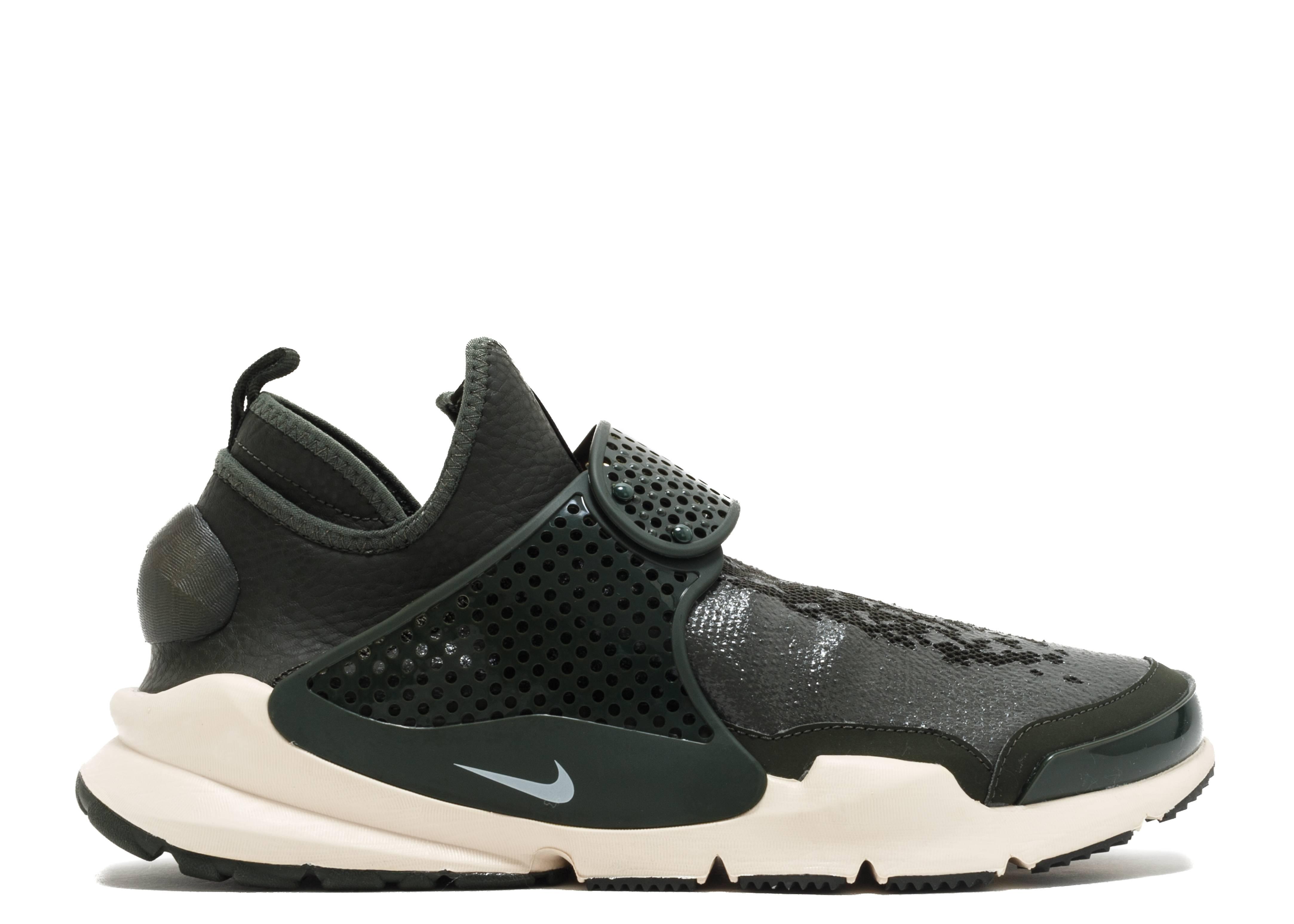 low priced f529c 3df50 ... x Stone Island Sock Dart Mid SI (dark green cream white) - Nike Sock  Dart Mid SI ...