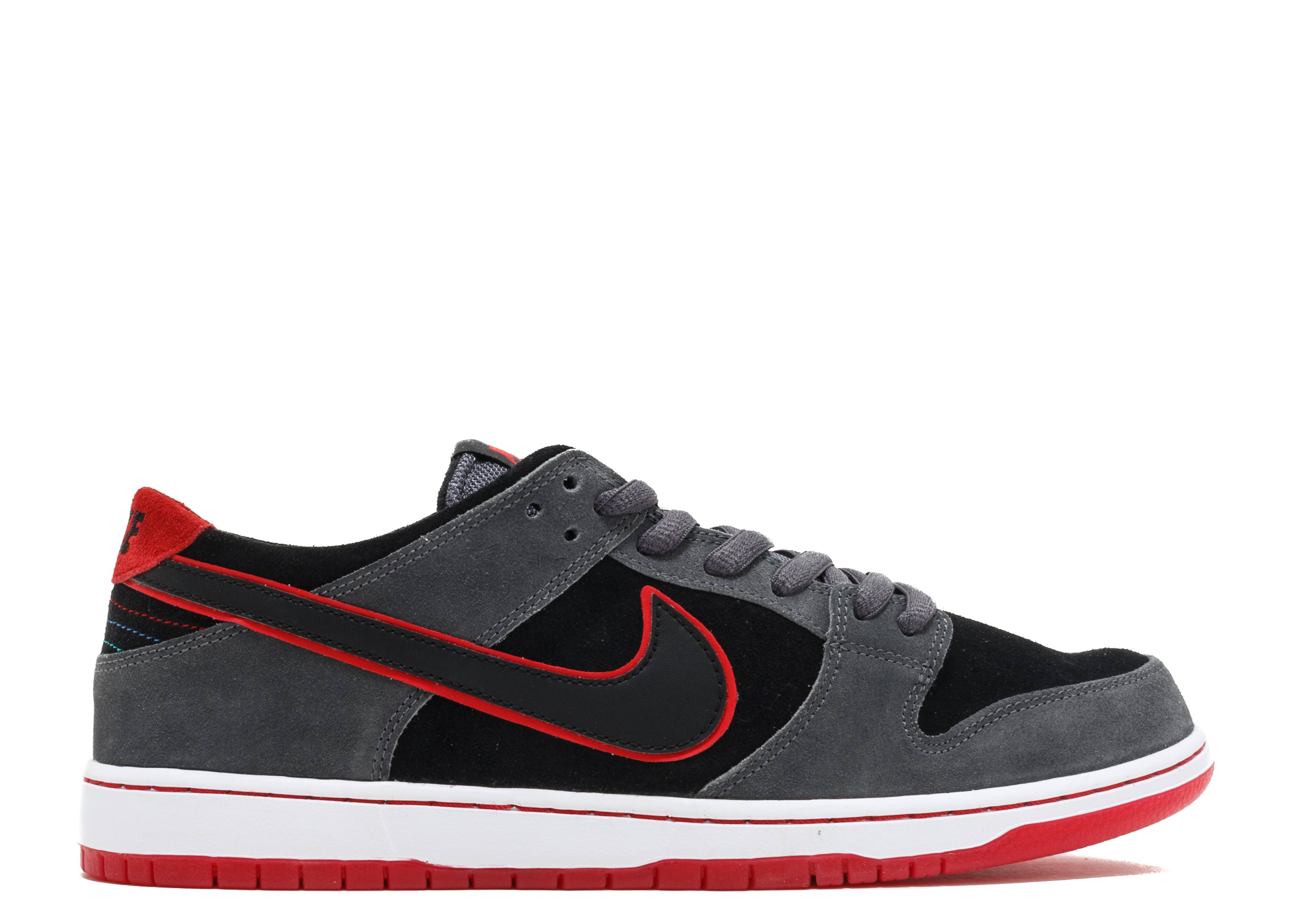 sb zoom dunk low pro iw