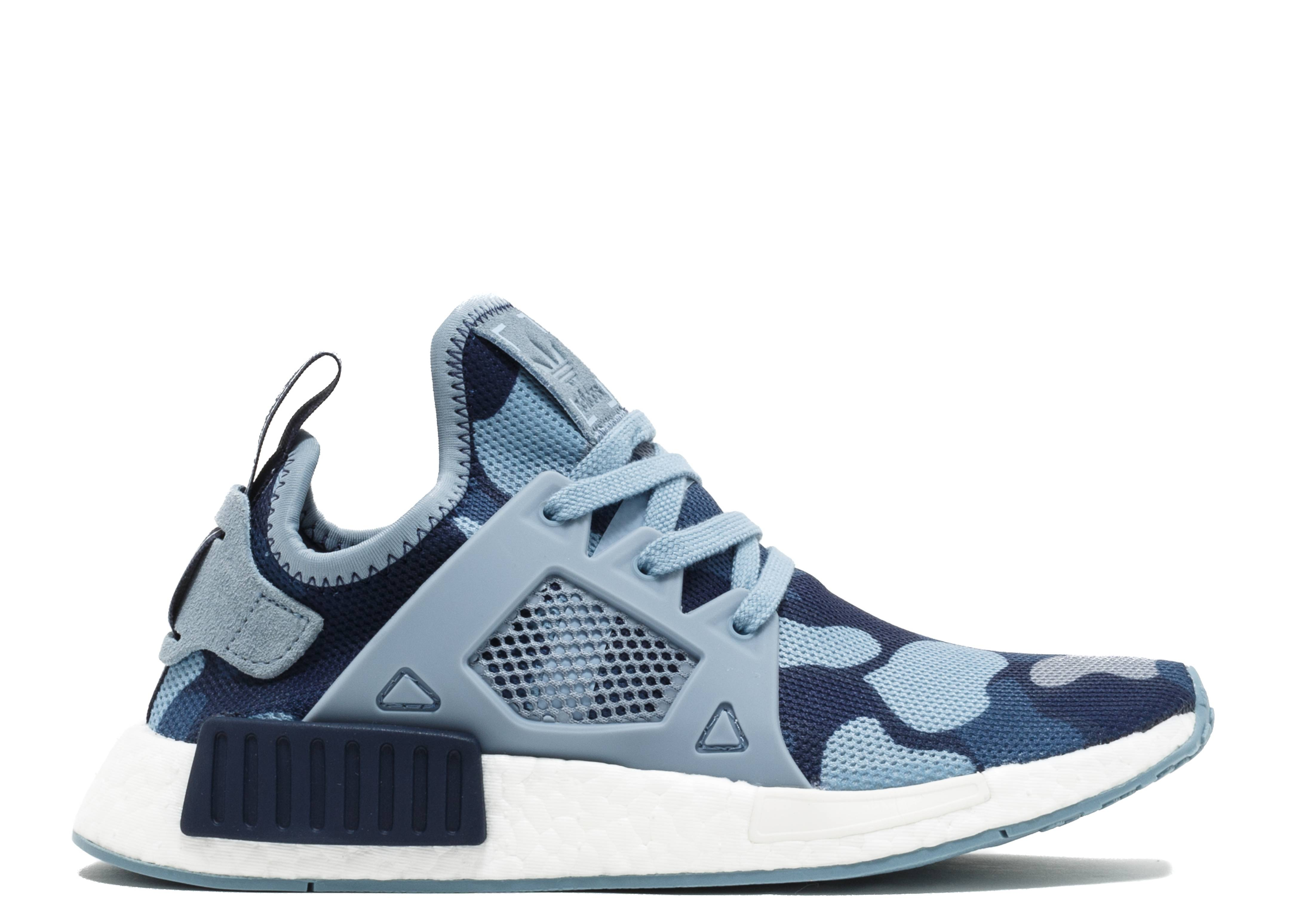 """NMD XR1 W """"Duck Camo Pack"""""""