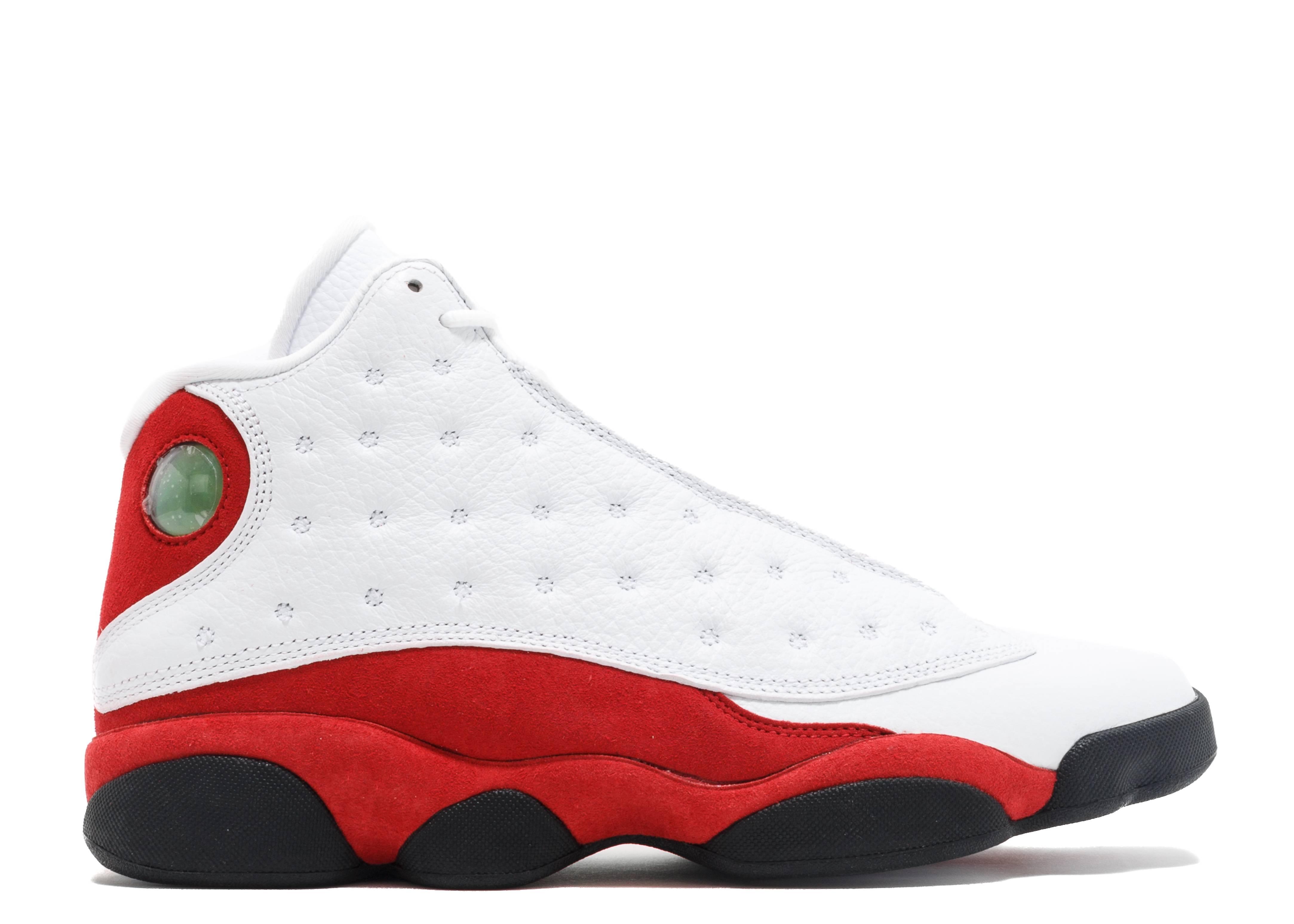 quot  - white black-team red - Air Jordan 13 - Air Jordans   Flight Club