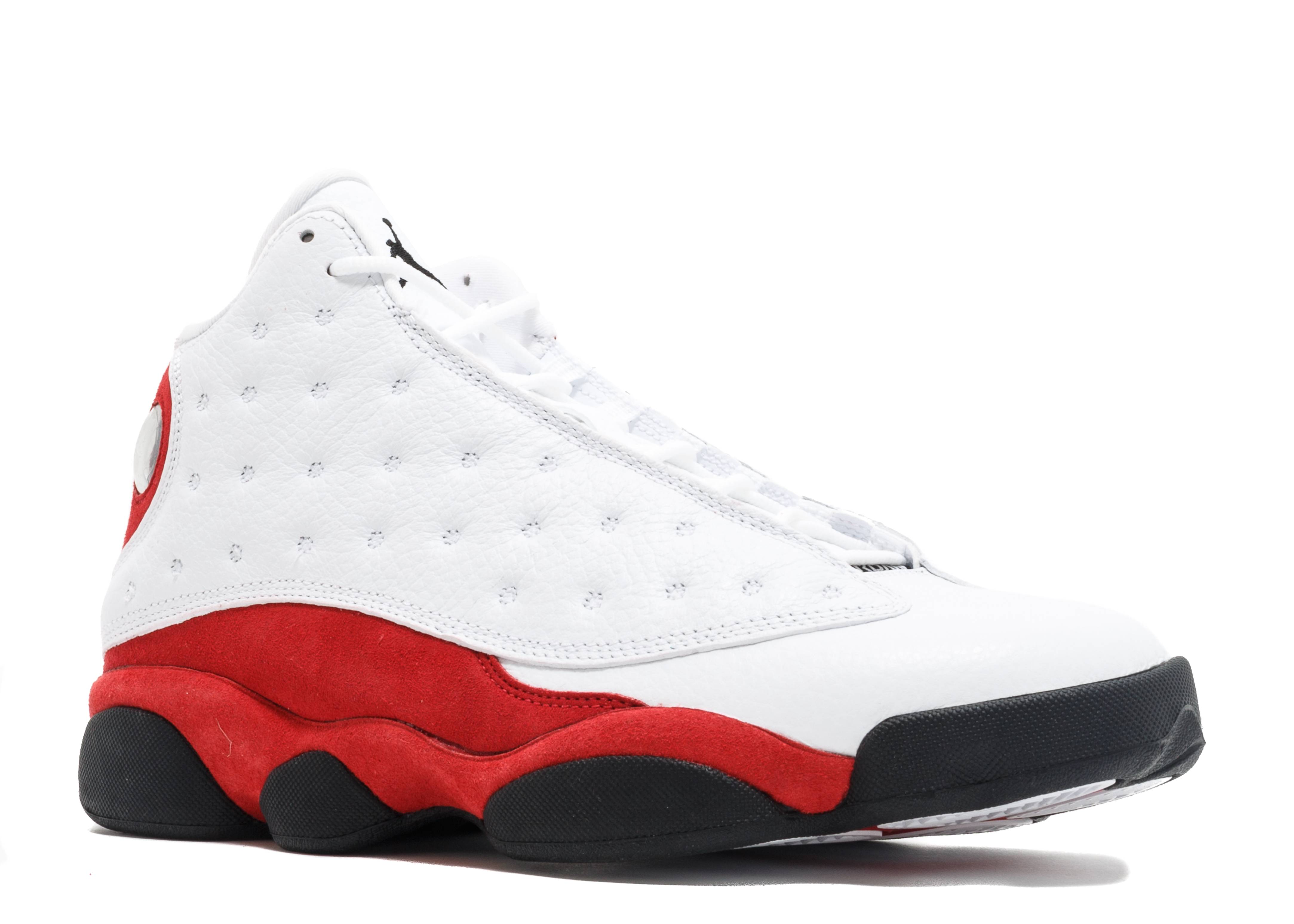 air jordan 13 retro rouge