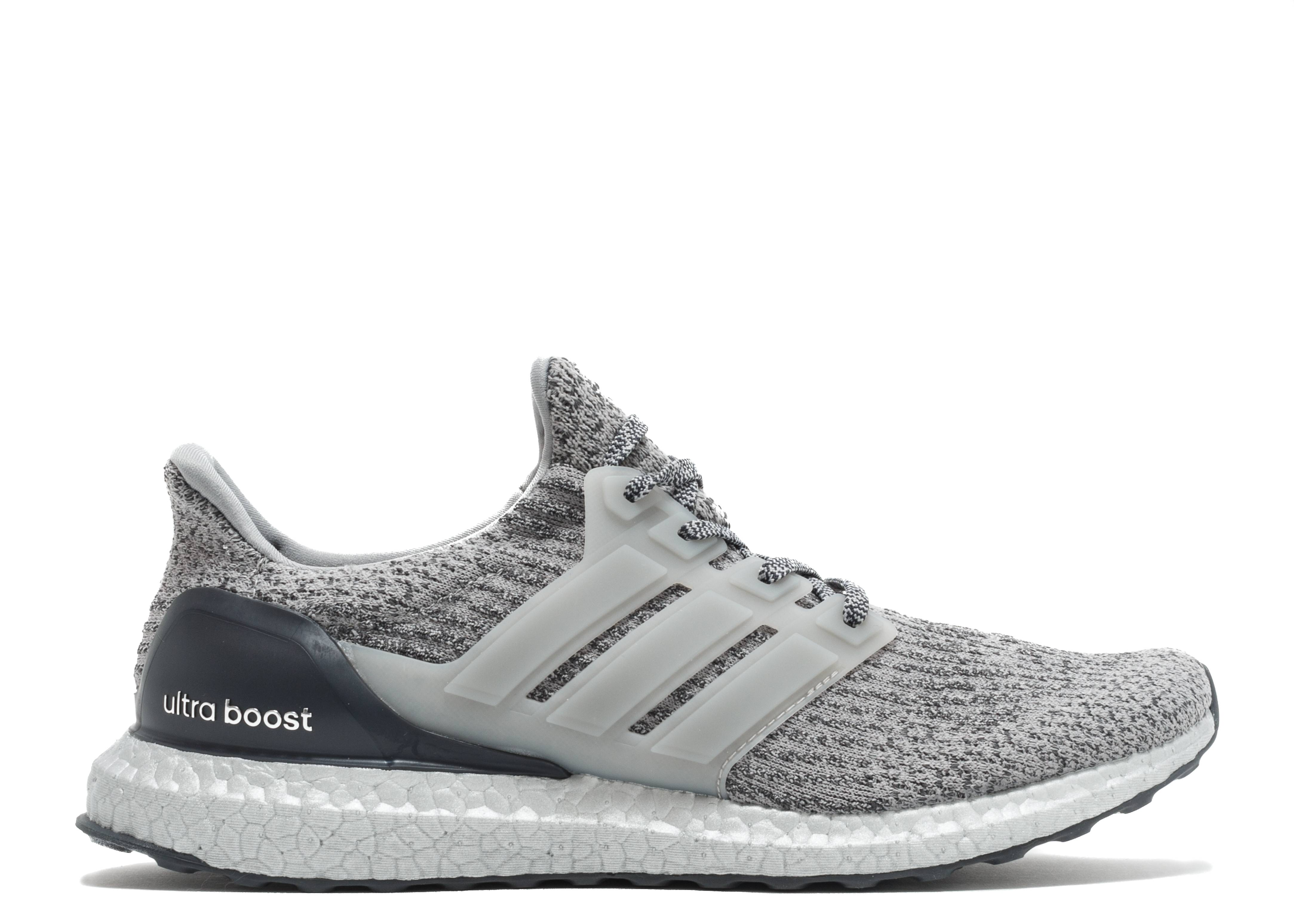 Cheap Adidas Ultra Boost 3.0 \u0027Black Silver\u0027 Shelflife