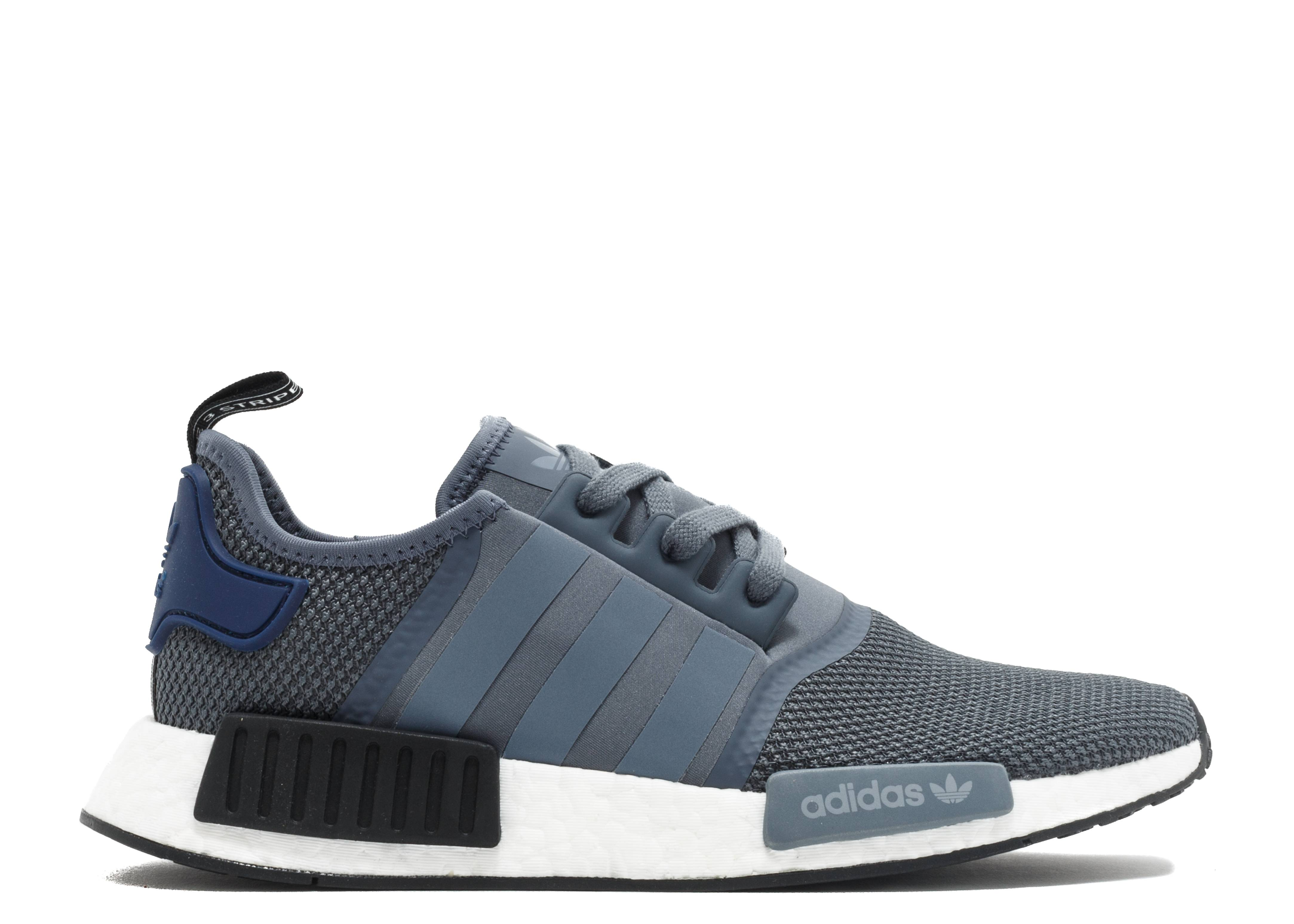 NMD R1 GLITCH BLACK REVIEW !!