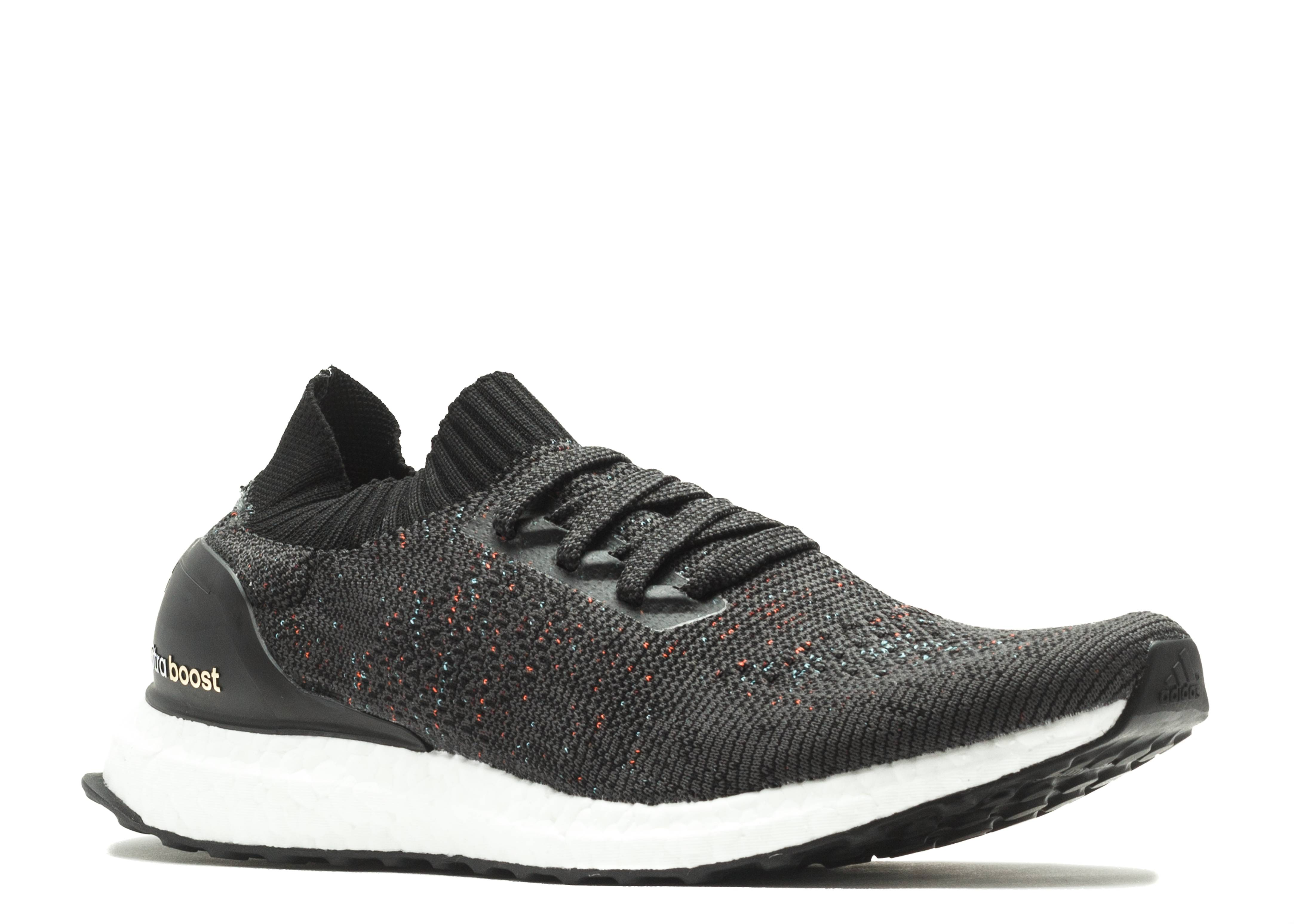 adidas Ultra Boost Uncaged Men's Running Shoes Black/Dgh