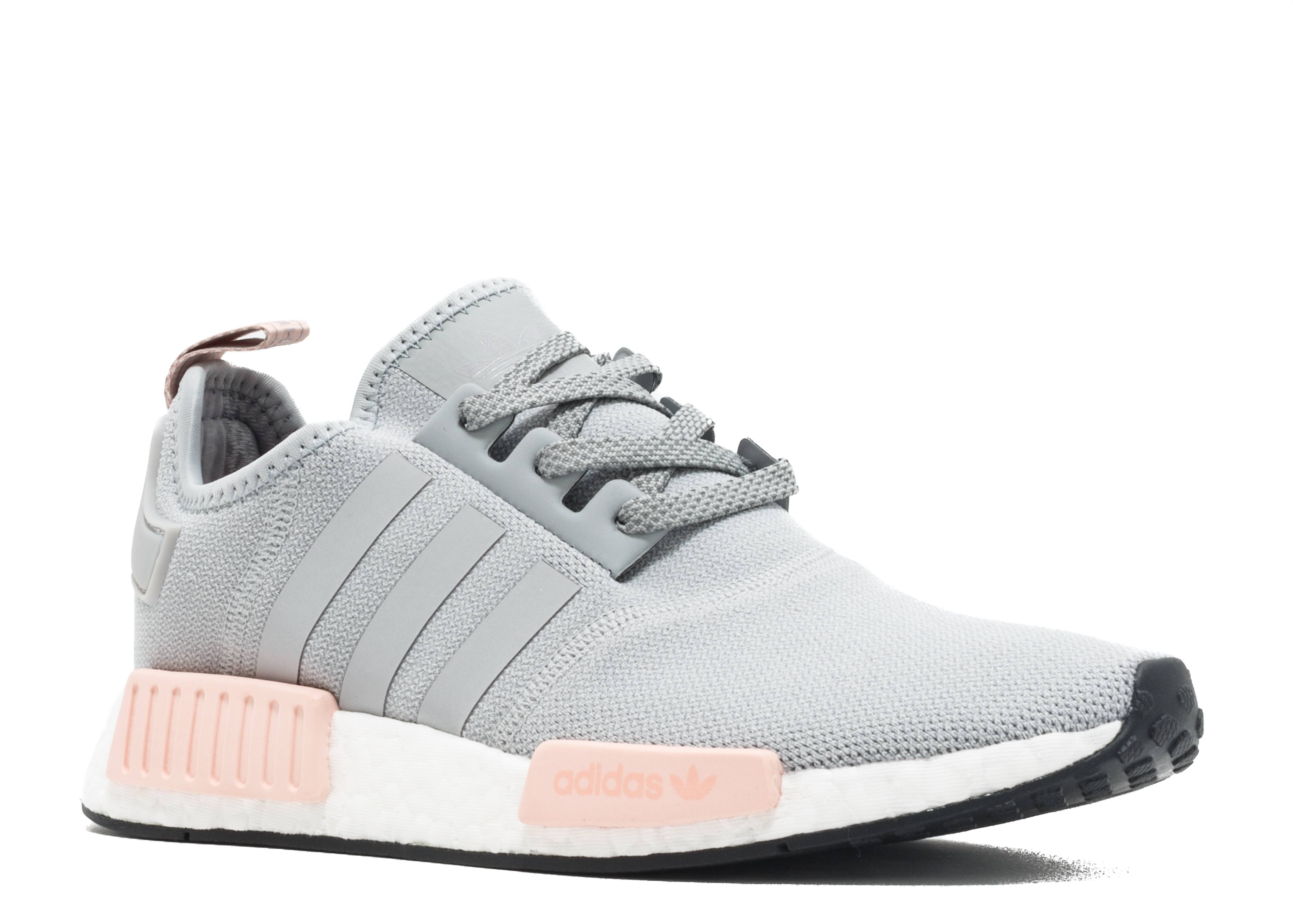 Nmd R1 Clear Onix Light Onix Vapour Pink Flight Club
