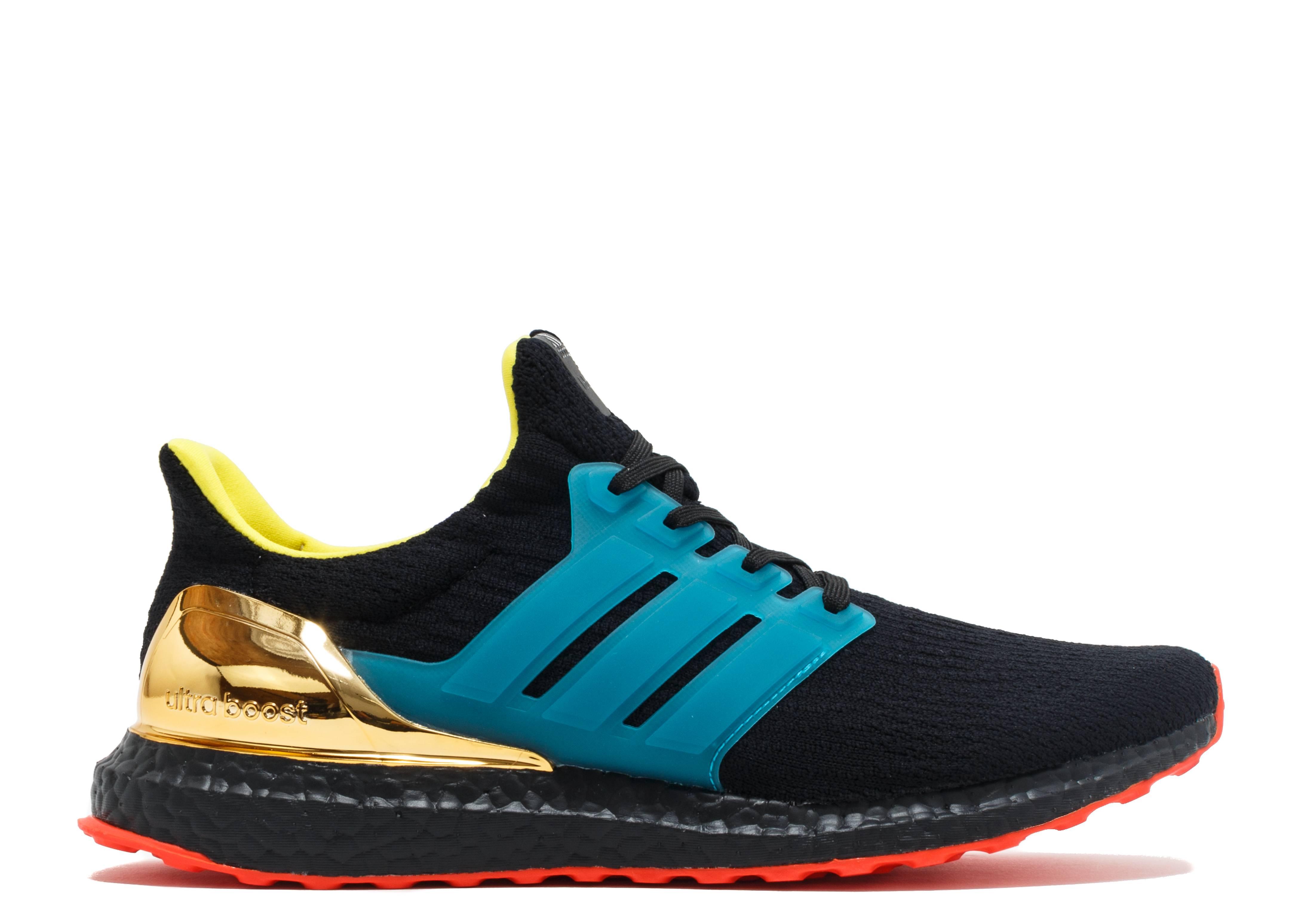 Adidas Ultra Boost giallo