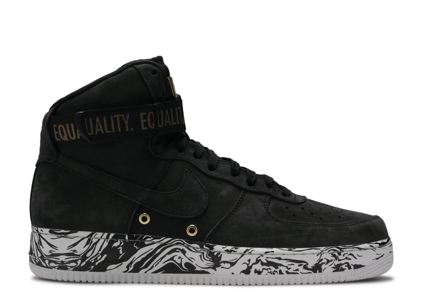 "air force 1 hi bhm qs ""black history month"""