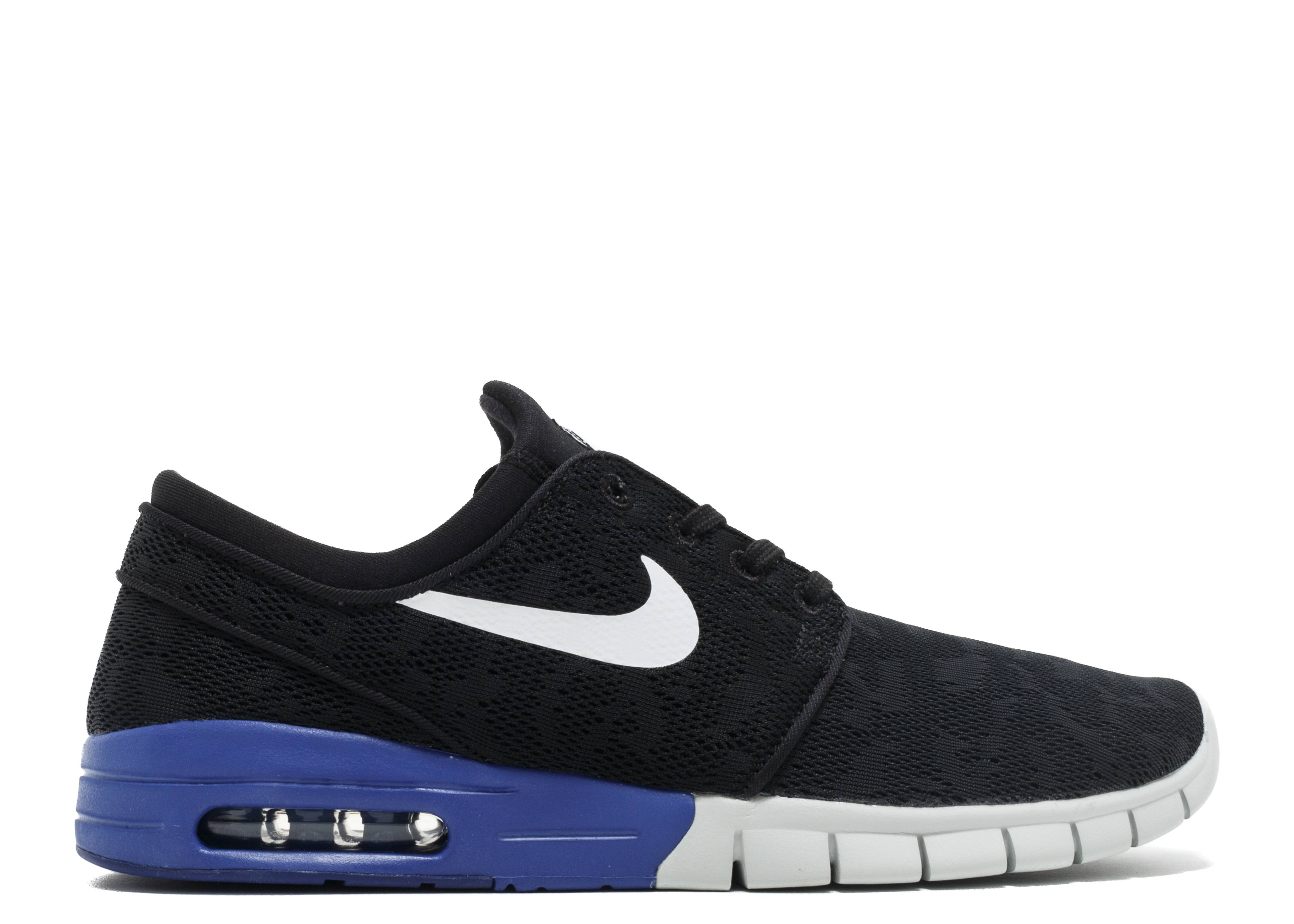 NIKE SB STEFAN JANOSKI MAX SZ 9 BLACK DEEP NIGHT WHITE