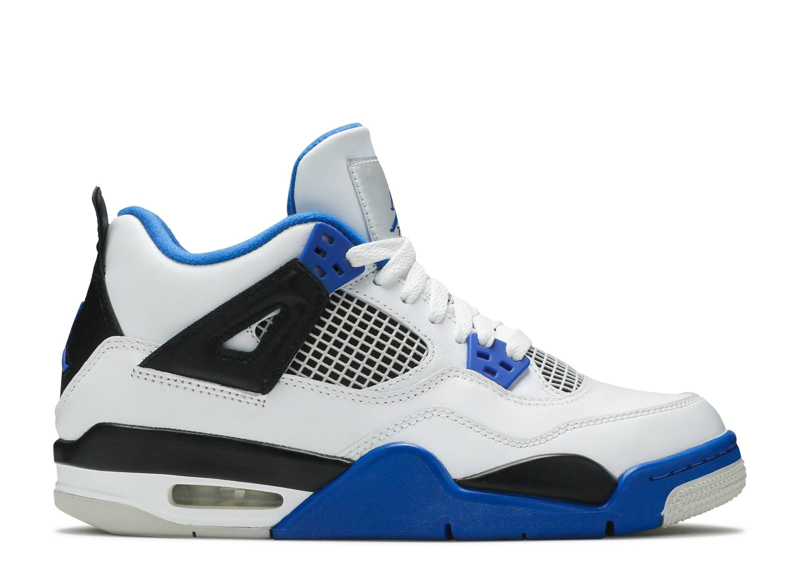 "air jordan 4 retro bg (gs) ""motor sport"""