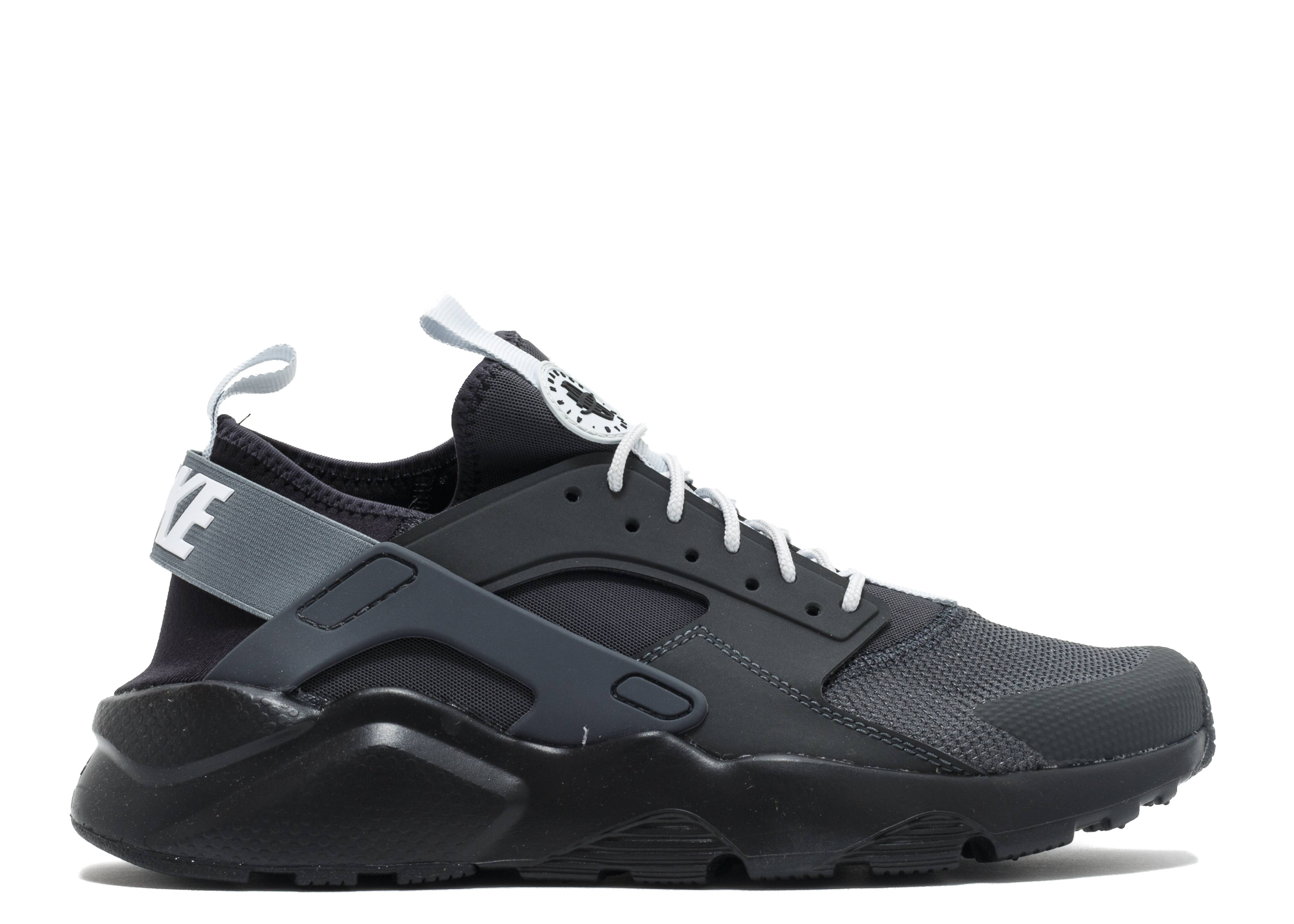 new product 4eb8d d95af Nike Air Huarache Run Ultra - Nike - 819685 004 - anthracite black-black-white    Flight Club