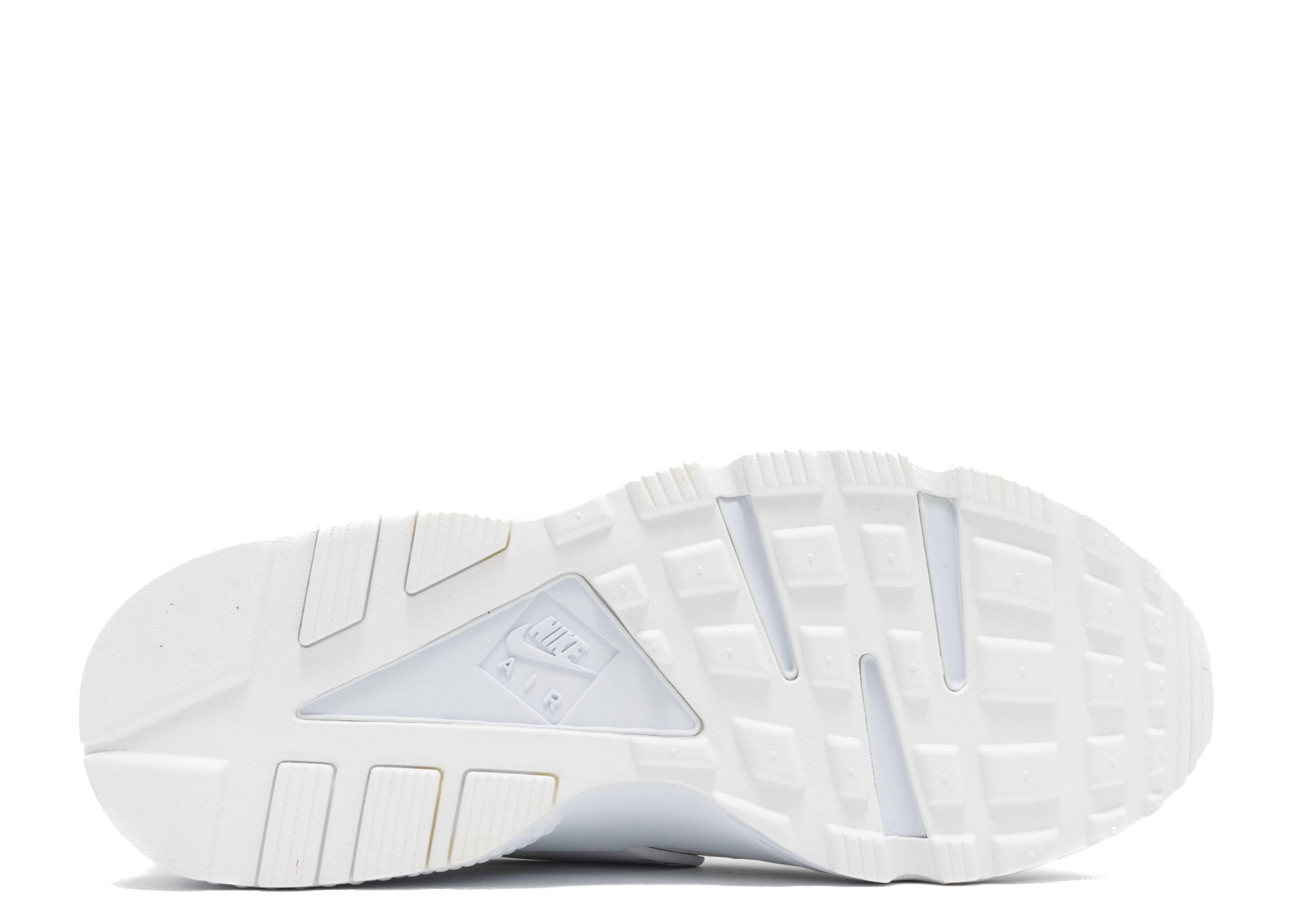 new product ffe99 72be7 Nike Air Huarache Run Prm - Nike - 704830 100 - white white-black   Flight  Club