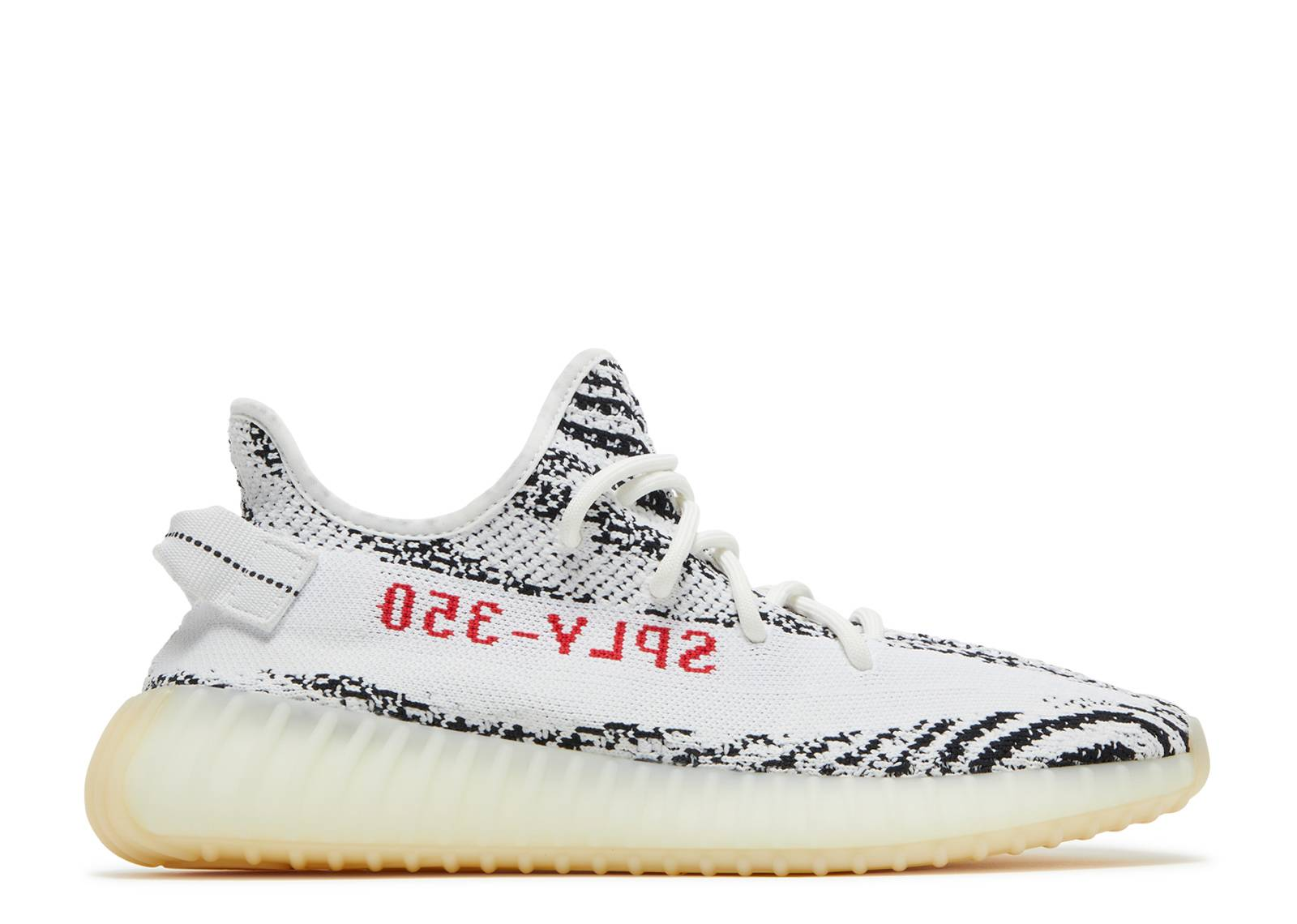 "Yeezys Flight Club >> Yeezy Boost 350 V2 ""zebra"" - Adidas - cp9654 - white/cblack/red 
