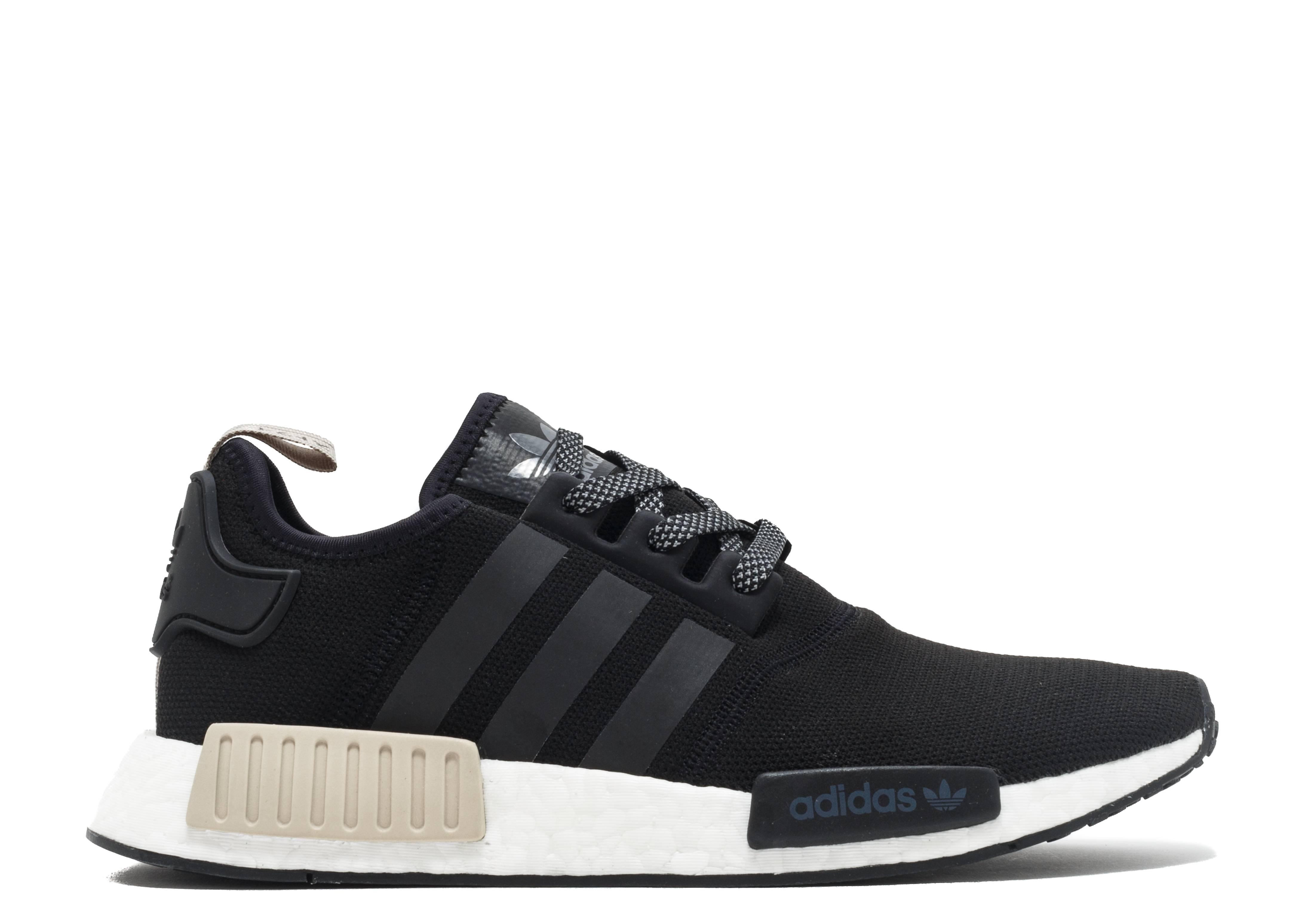 separation shoes 4fda0 ad160 NMD_R1 'Black Sand'