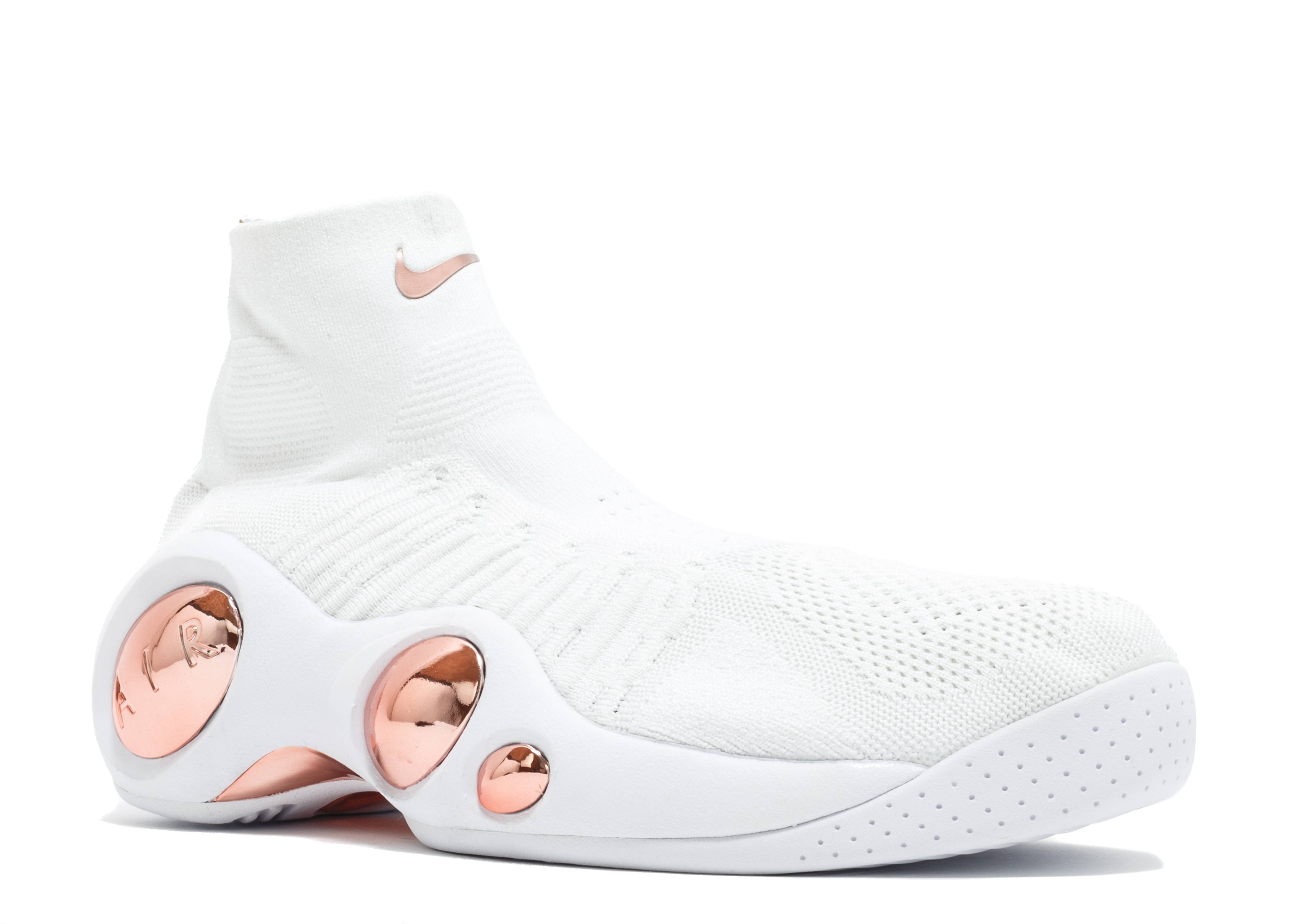 9002d55251f Nike Flight Bonafide - Nike - 742127 229 - white rose gold-vachetta ...