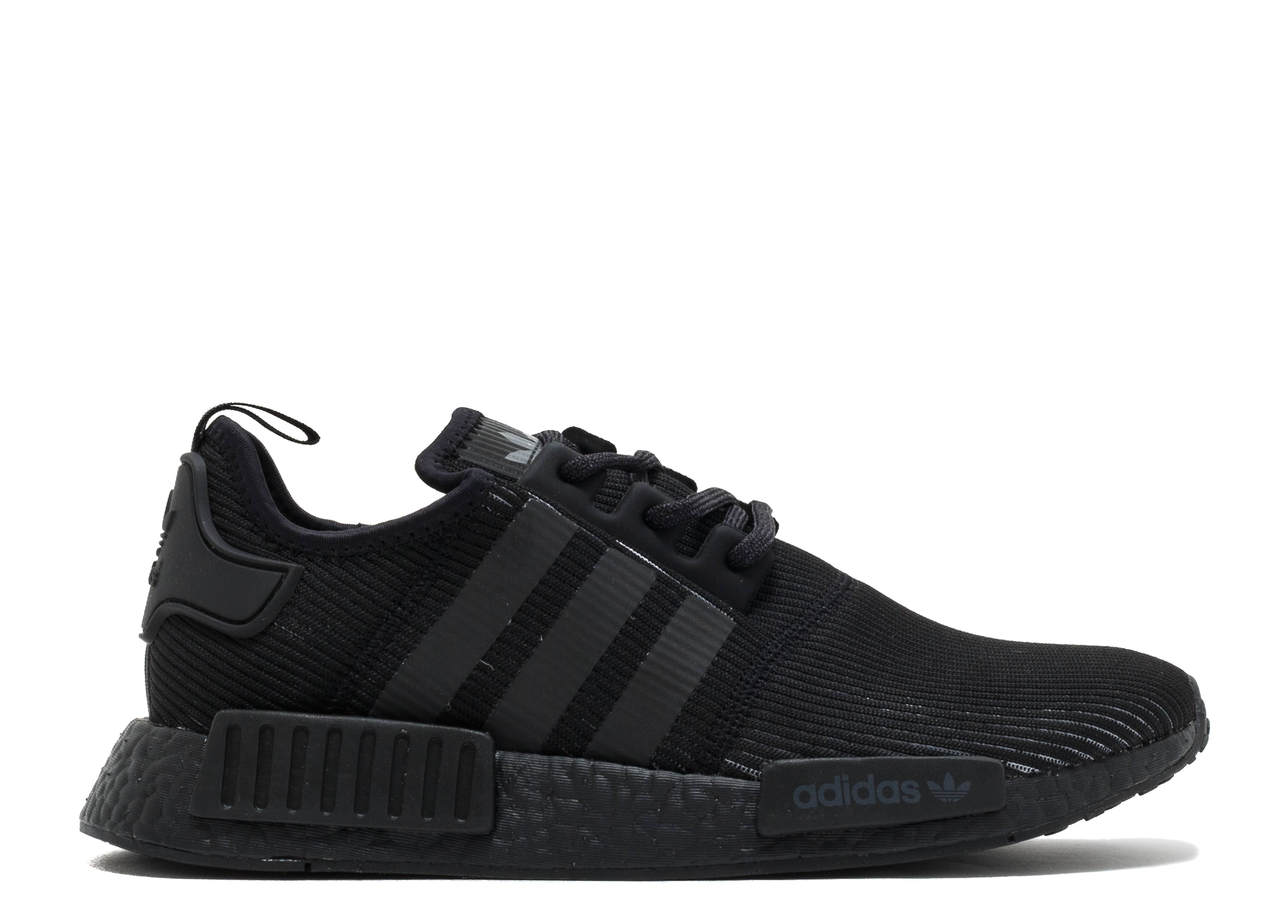 nmd r1 3m triple black adidas by3123 black black. Black Bedroom Furniture Sets. Home Design Ideas