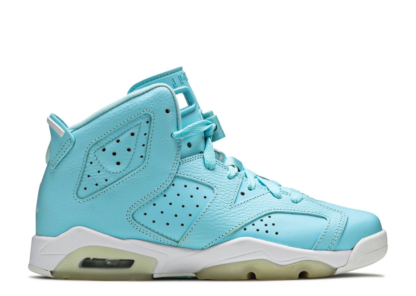 57a97a8748166 Air Jordan 6 Retro Gg (gs) - Air Jordan - 543390 407 - still blue ...
