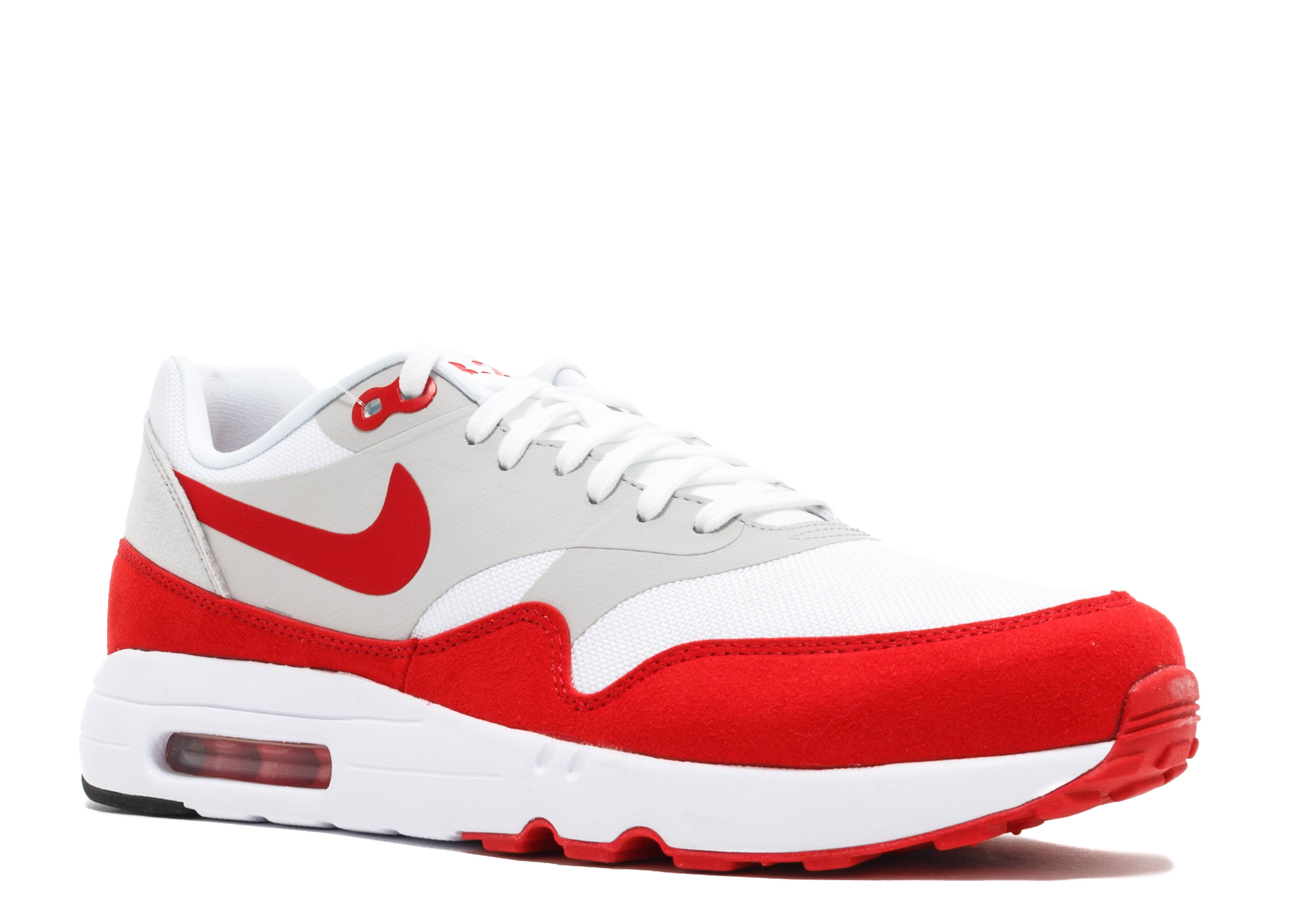the best attitude 2c362 31125 Air Max 1 Ultra 2.0 Le - Nike - 908091 100 - white university red   Flight  Club