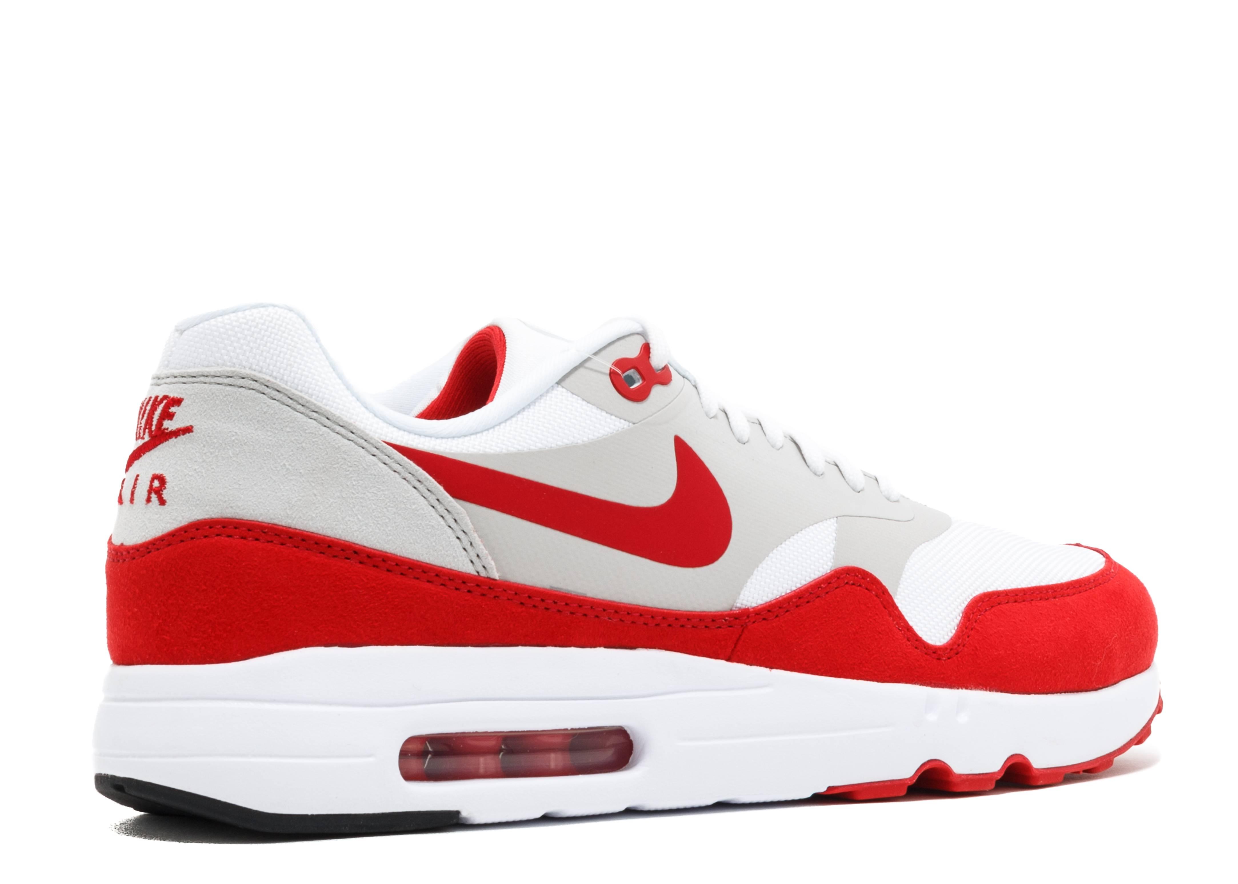 39c55d4447 Air Max 1 Ultra 2.0 Le - Nike - 908091 100 - white/university red | Flight  Club
