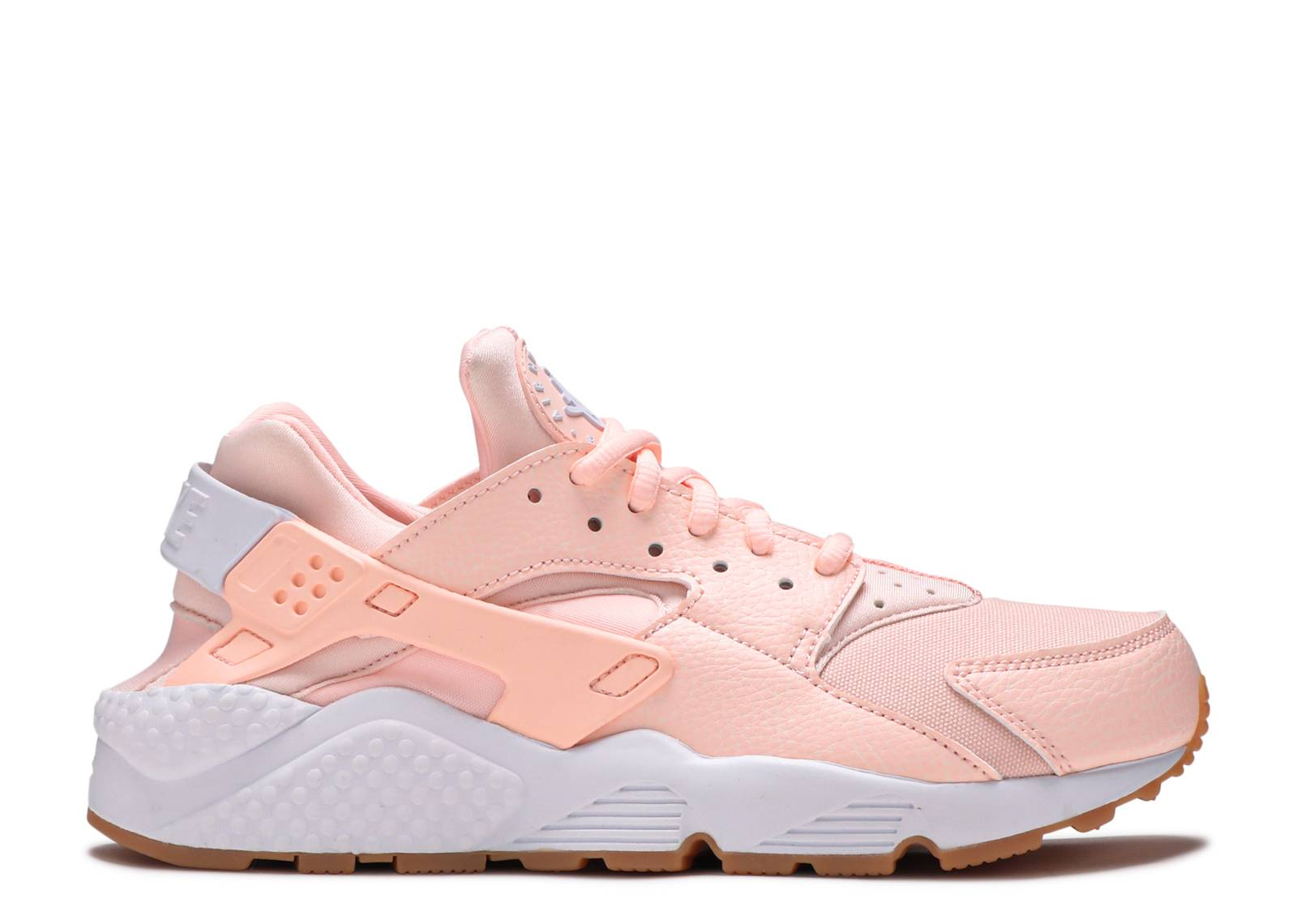 nike huarache air rose gold