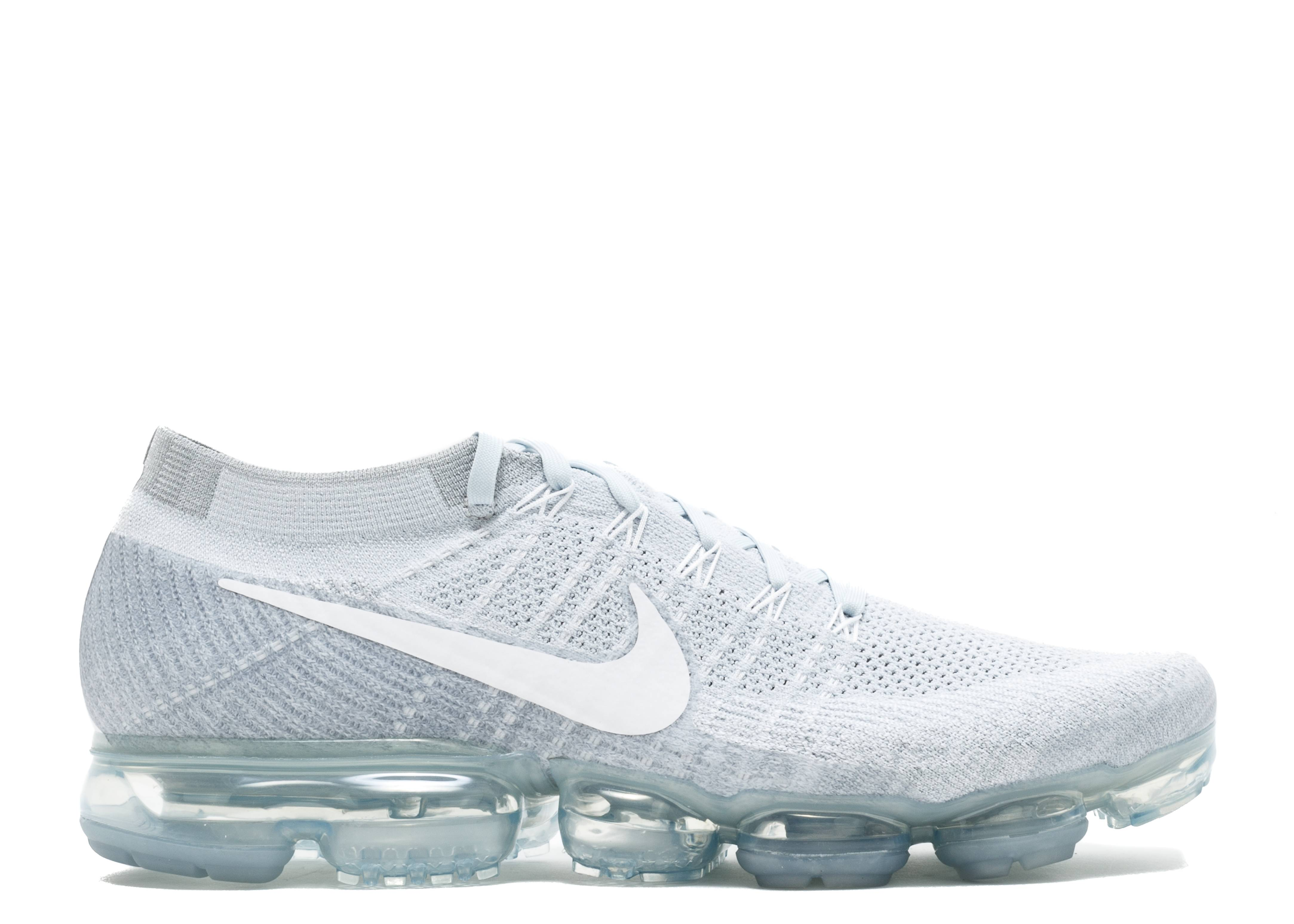 "Nike Air Vapormax Flyknit ""Pure Platinum"""
