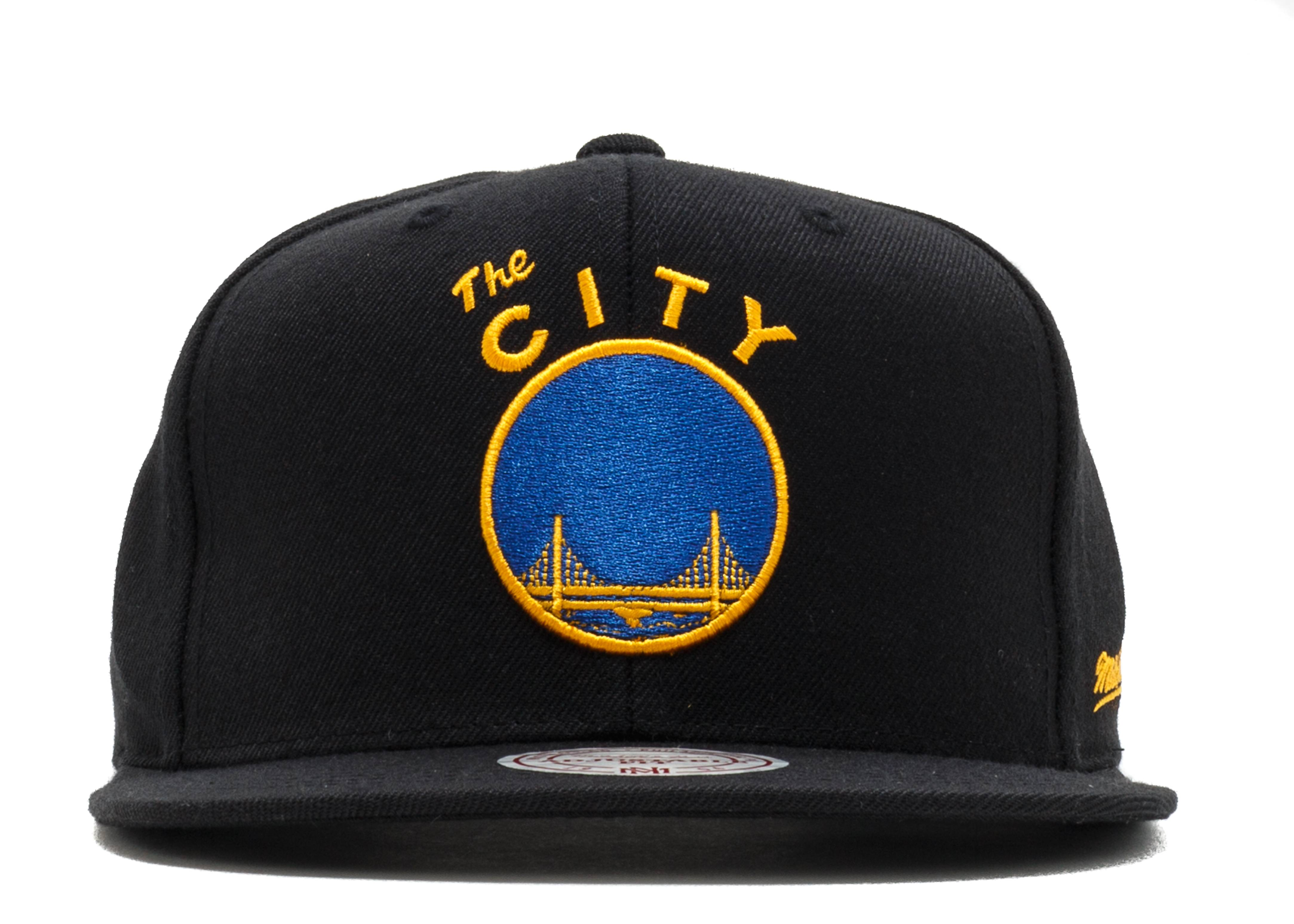 """Golden State Warriors Snap-Back """"Back Arch"""""""