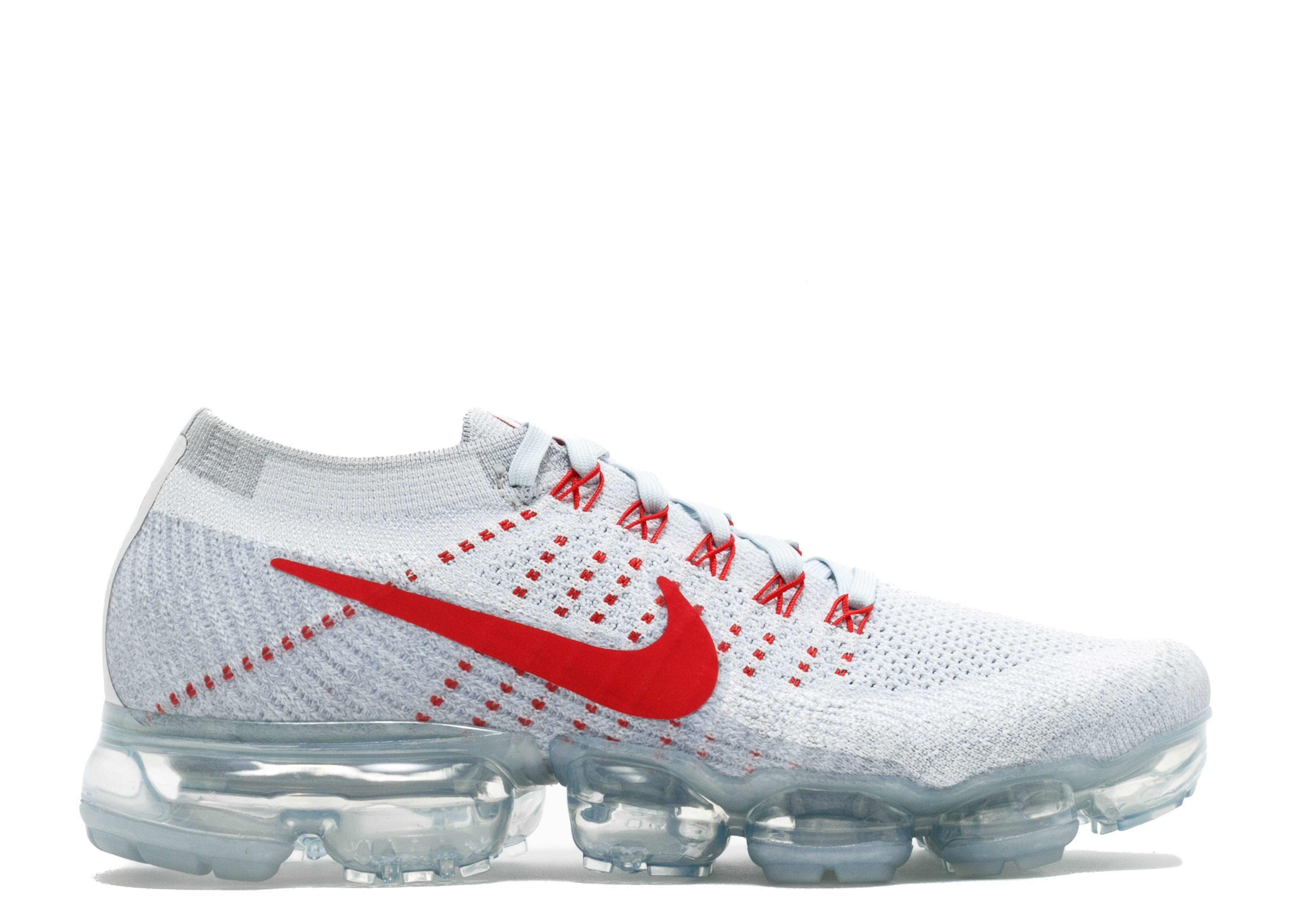 83aac9f9be36 Wmns Nike Air Vapormax Flyknit - Nike - 849557 060 - pure platinum ...