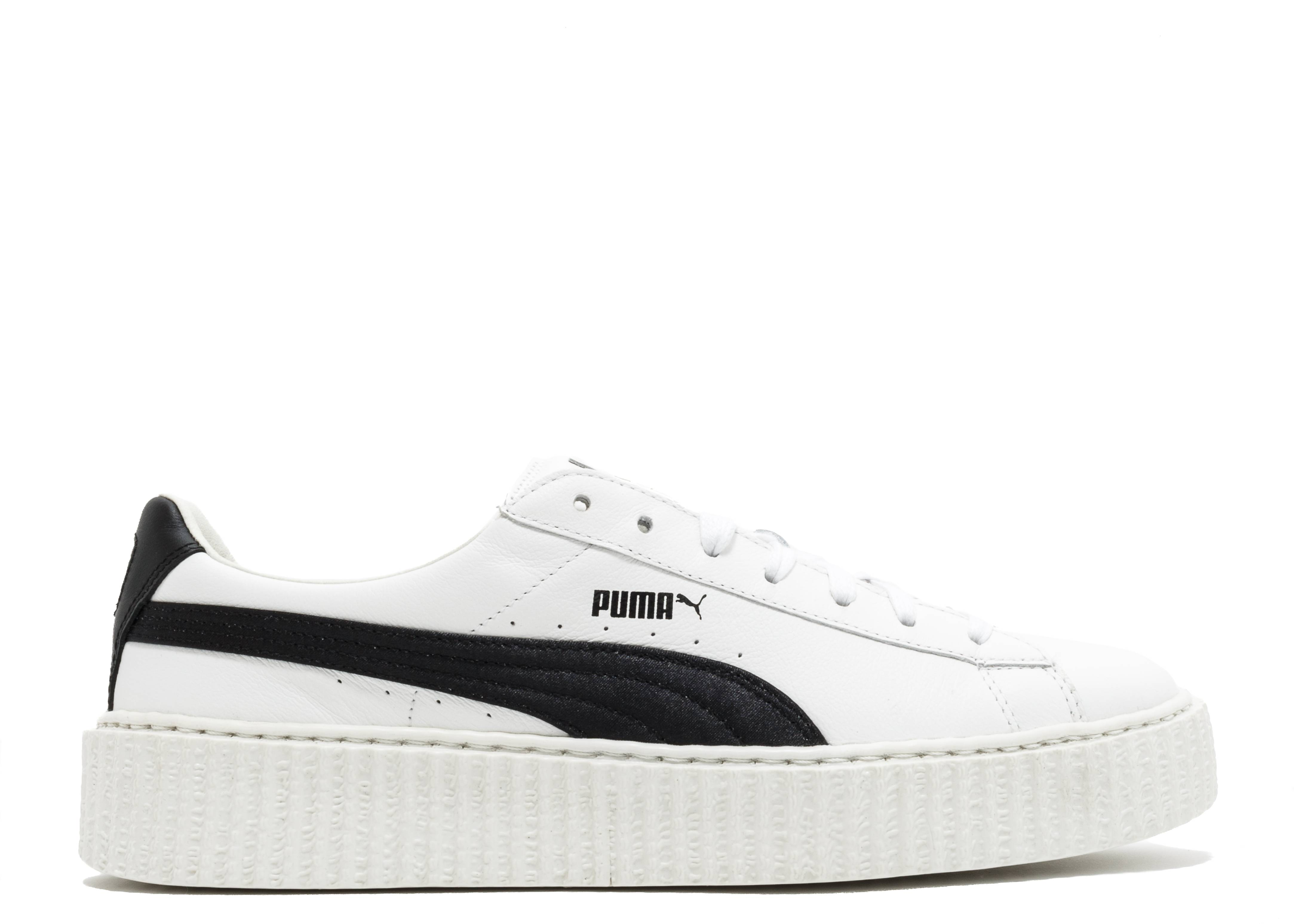 best service c06d3 7daaf Creeper White Leather