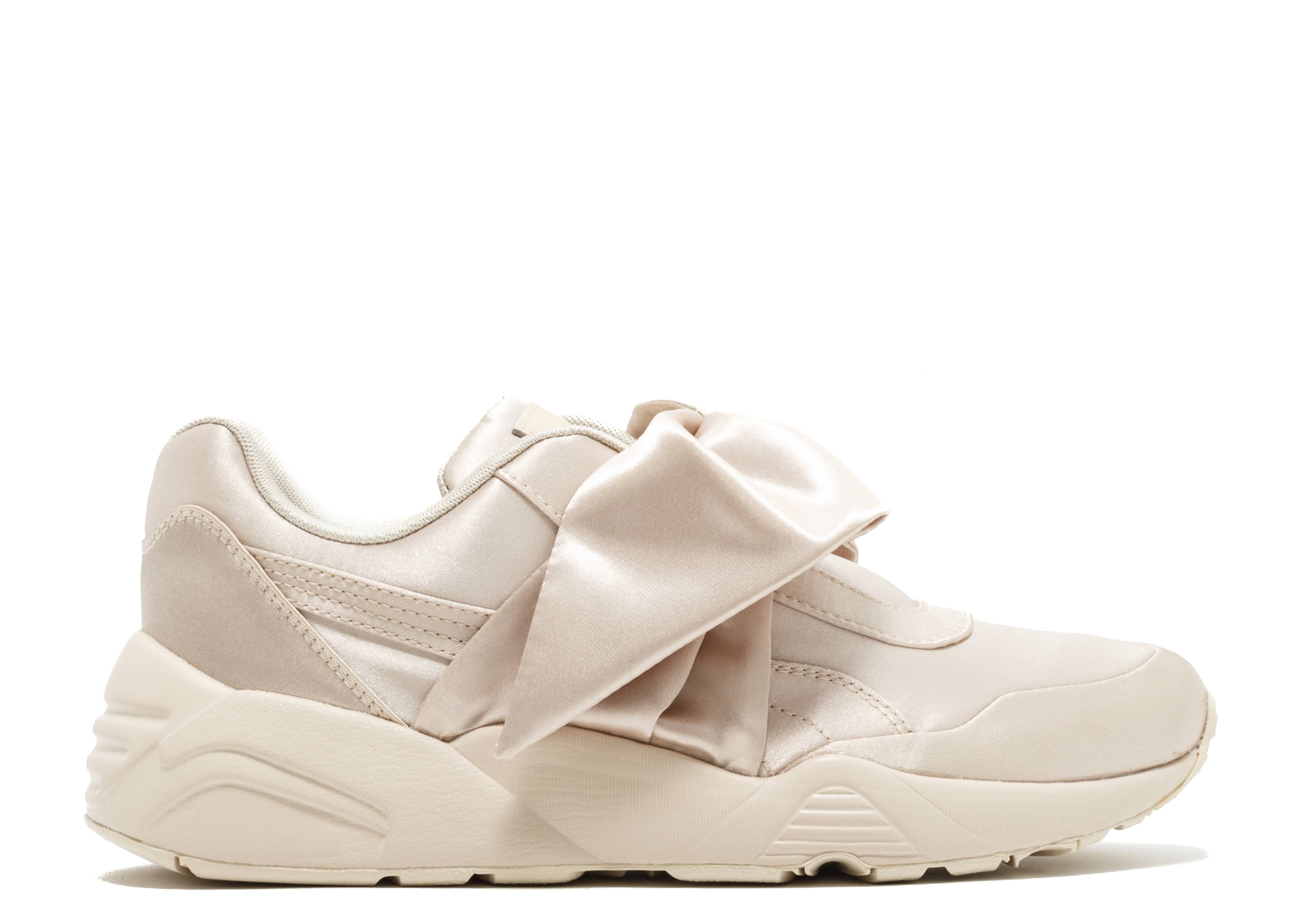 low priced bab2c 00a6d RIHANNA X PUMA FENTY BOW TRINOMIC