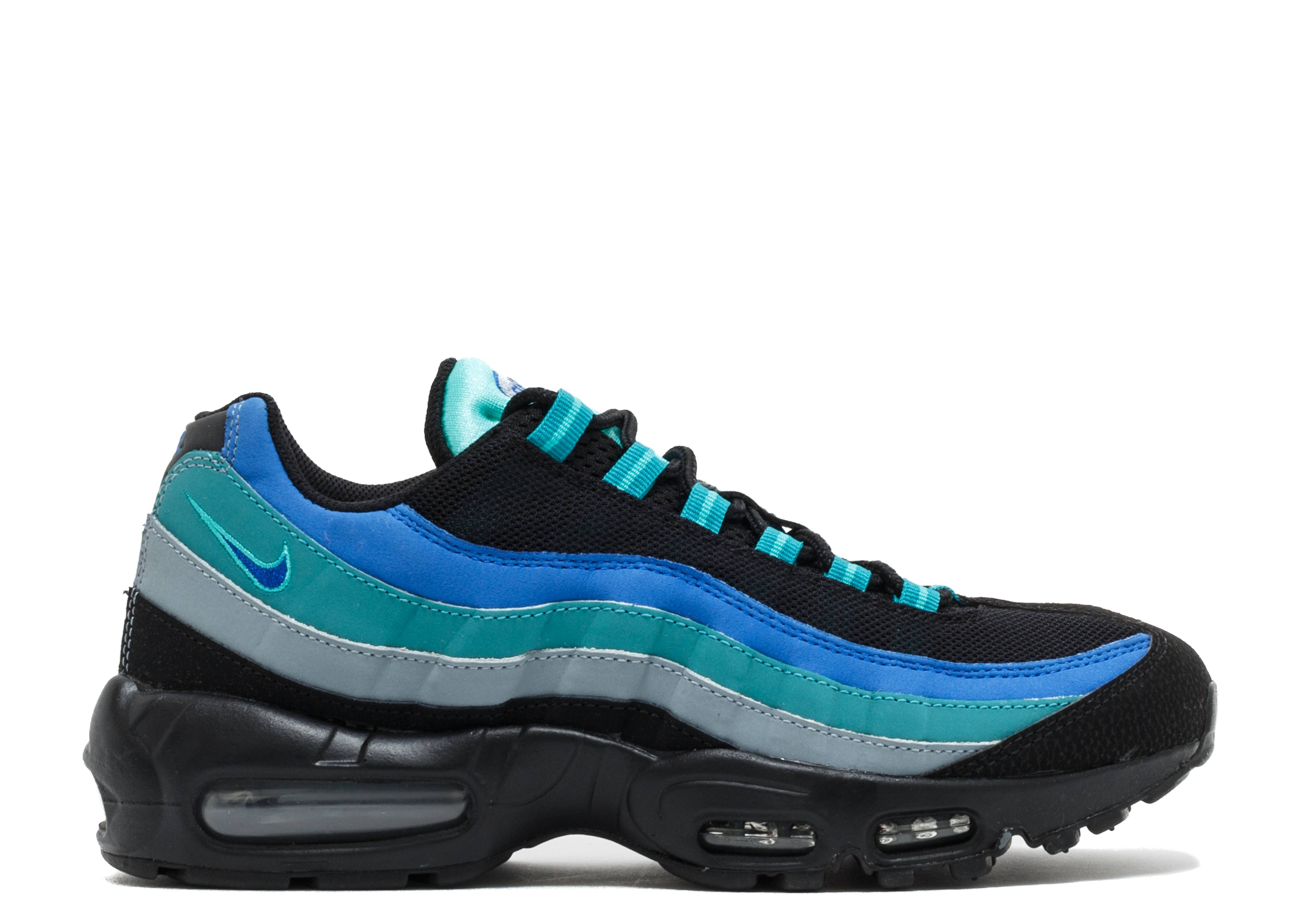 Air Max 95 Nike 609048 084 blackhyper cobalt catalina