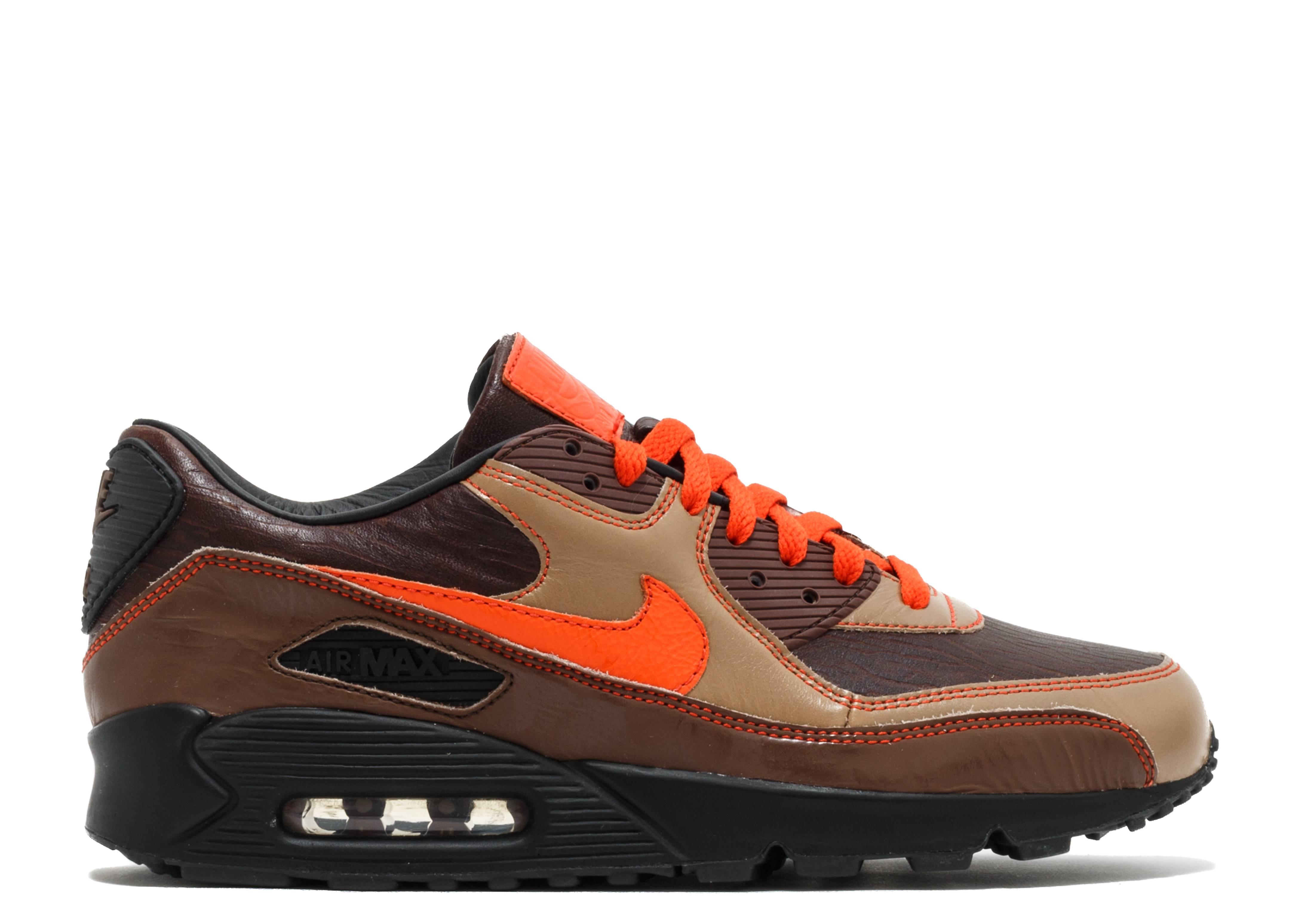 innovative design cc119 f63f7 Air Max 90 I.D - Nike - 318583 991 - brown  orange   Flight Club
