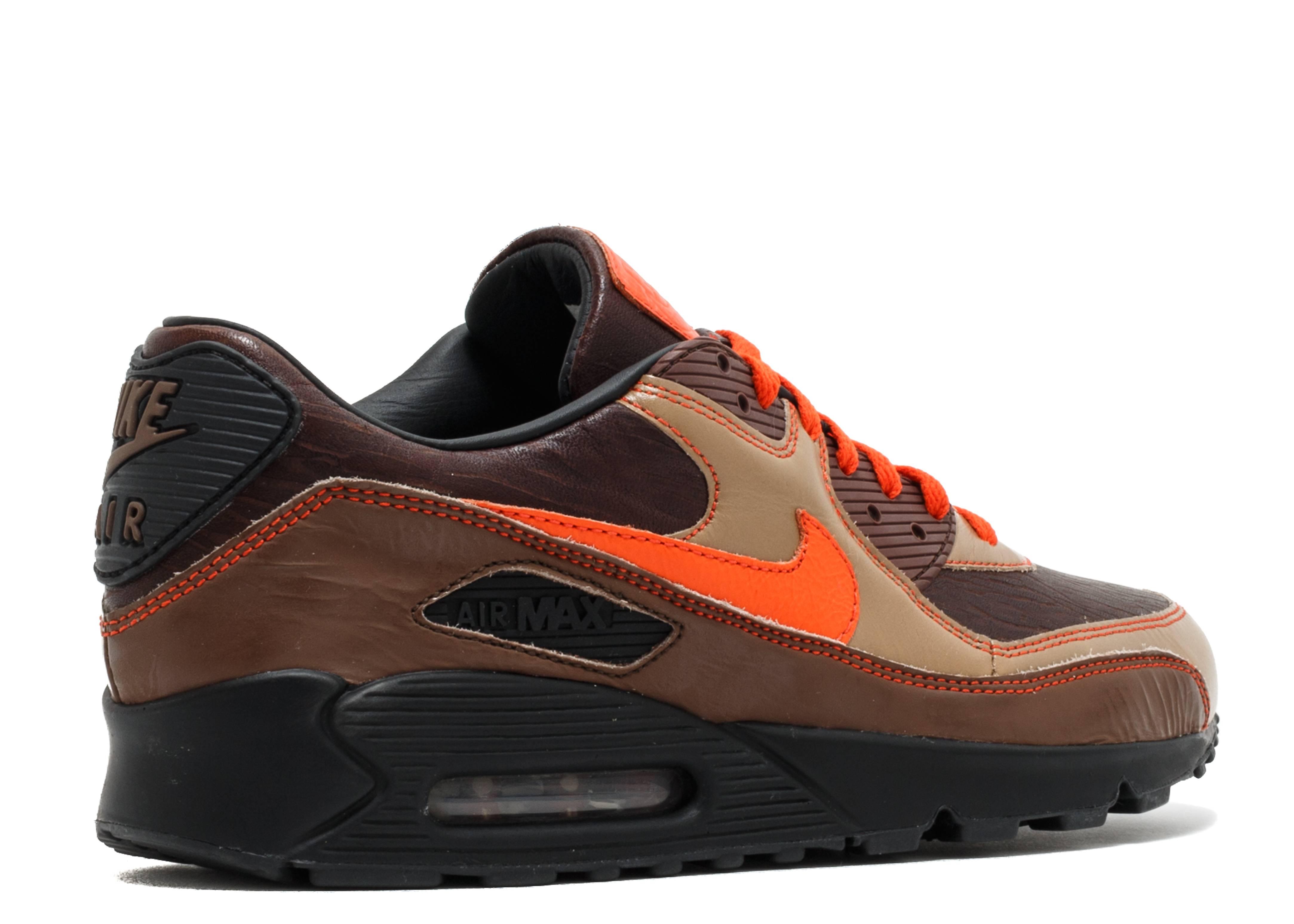 Air Max 90 I.D Nike 318583 991 brown orange   Flight Club