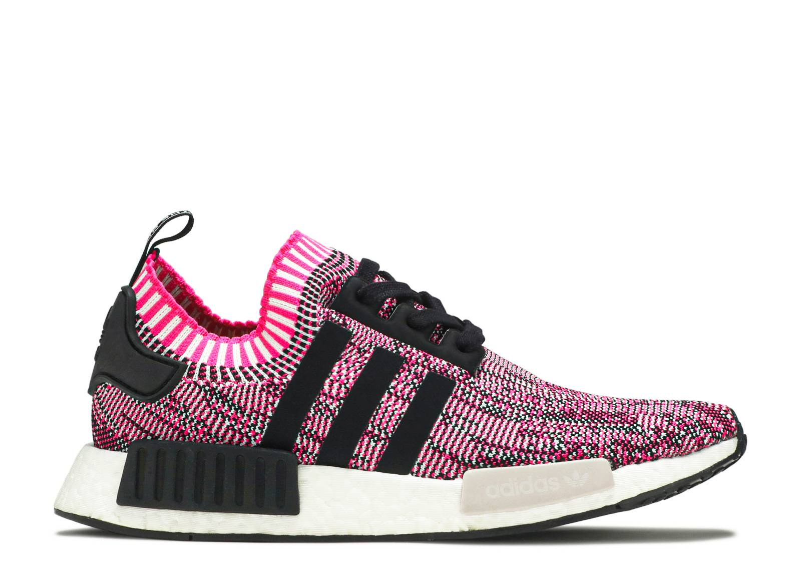 Nmd R1 W Pk - Adidas - bb2363 - shock pink core black running white ... 5e3c89730