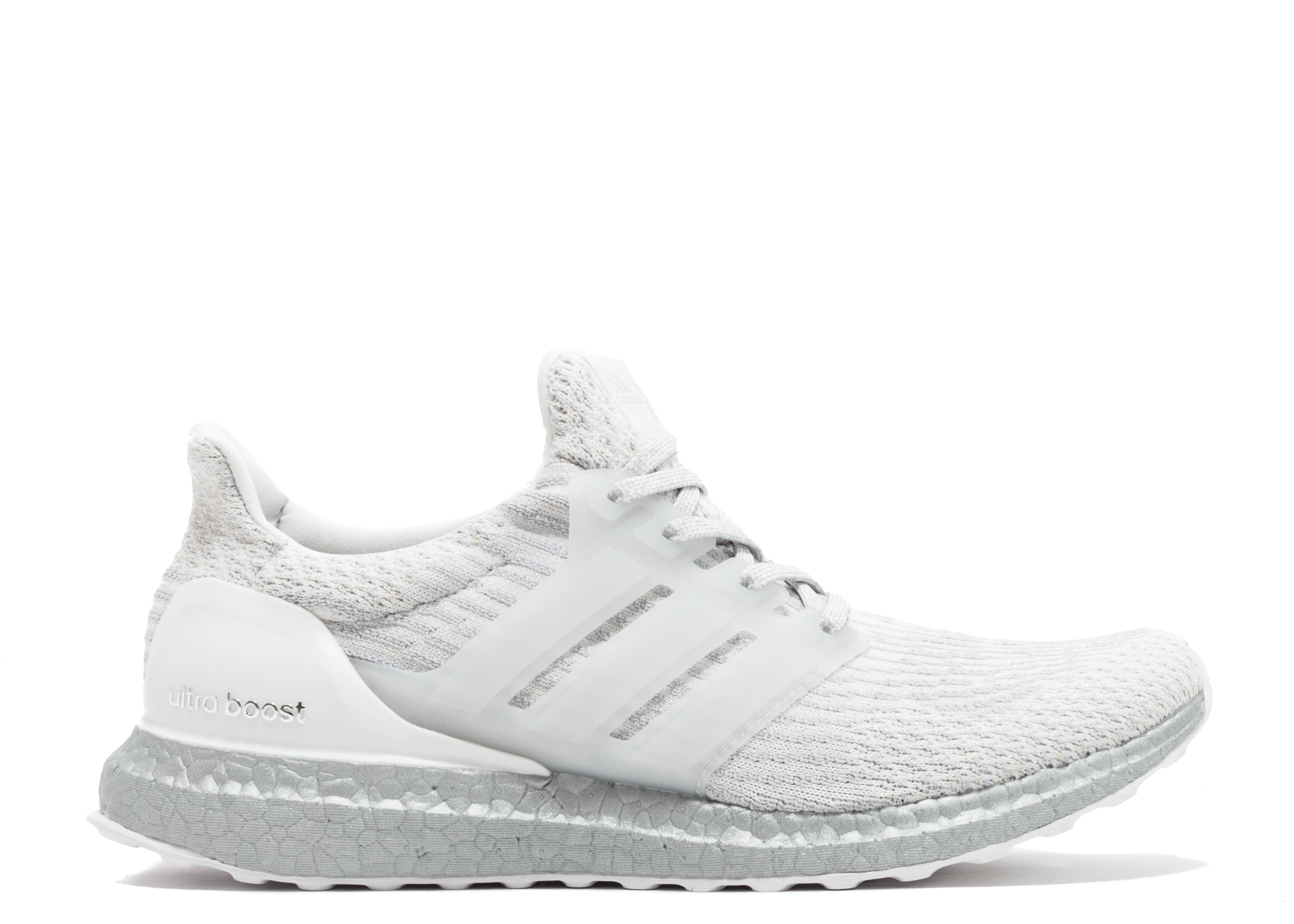 bcfd32cd696 UltraBoost - Adidas - ba8922 - white   white-light grey