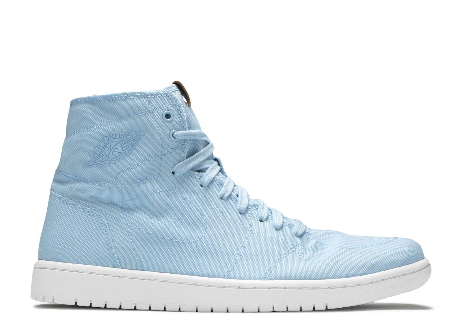ce75d51c5792f6 Air Jordan 1 Retro High Decon - Air Jordan - 867338 425 - ice blue white-vachetta  tan