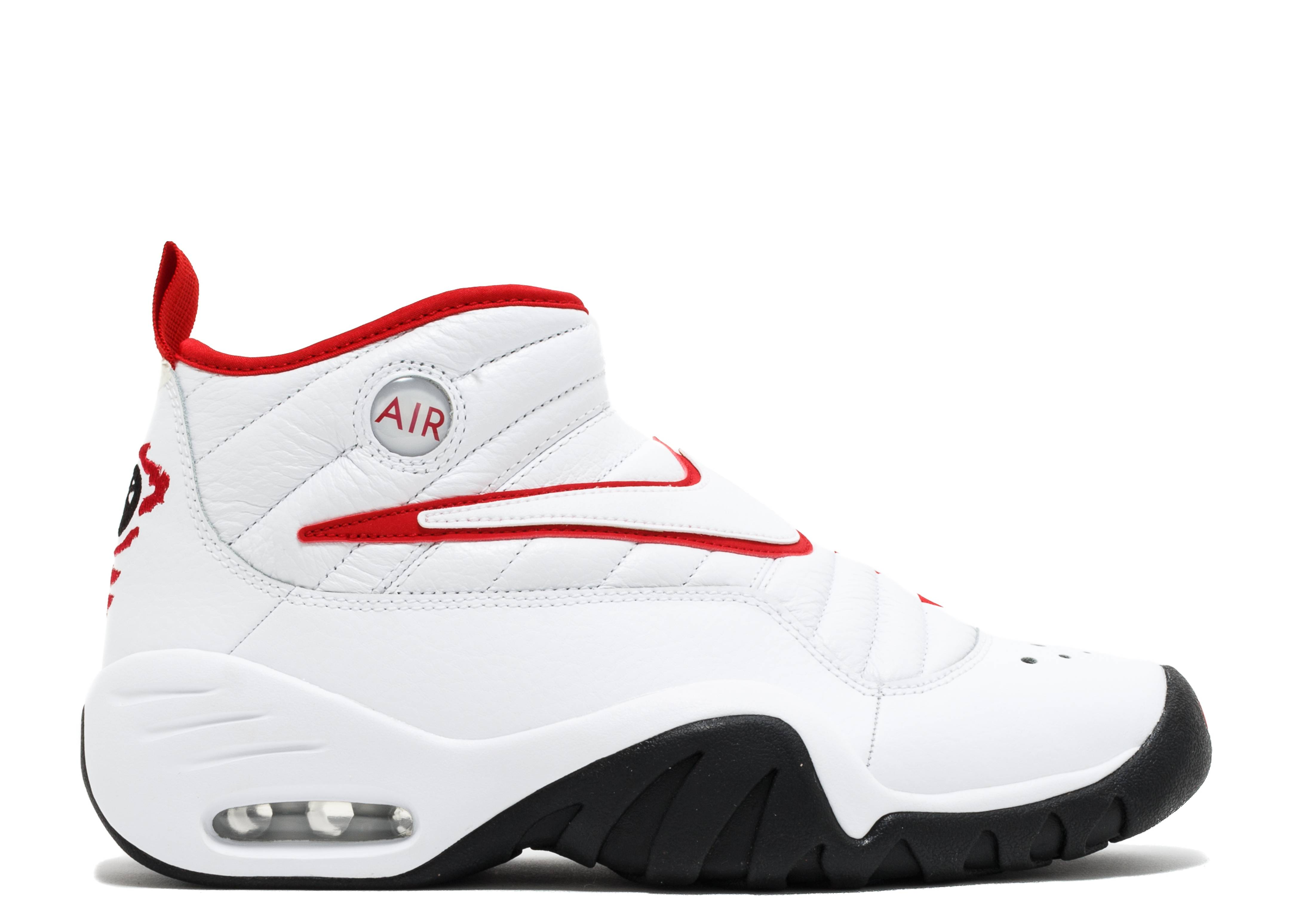 97a84e9cca17 Air Shake Ndestrukt - Nike - 880869 100 - white   white black ...