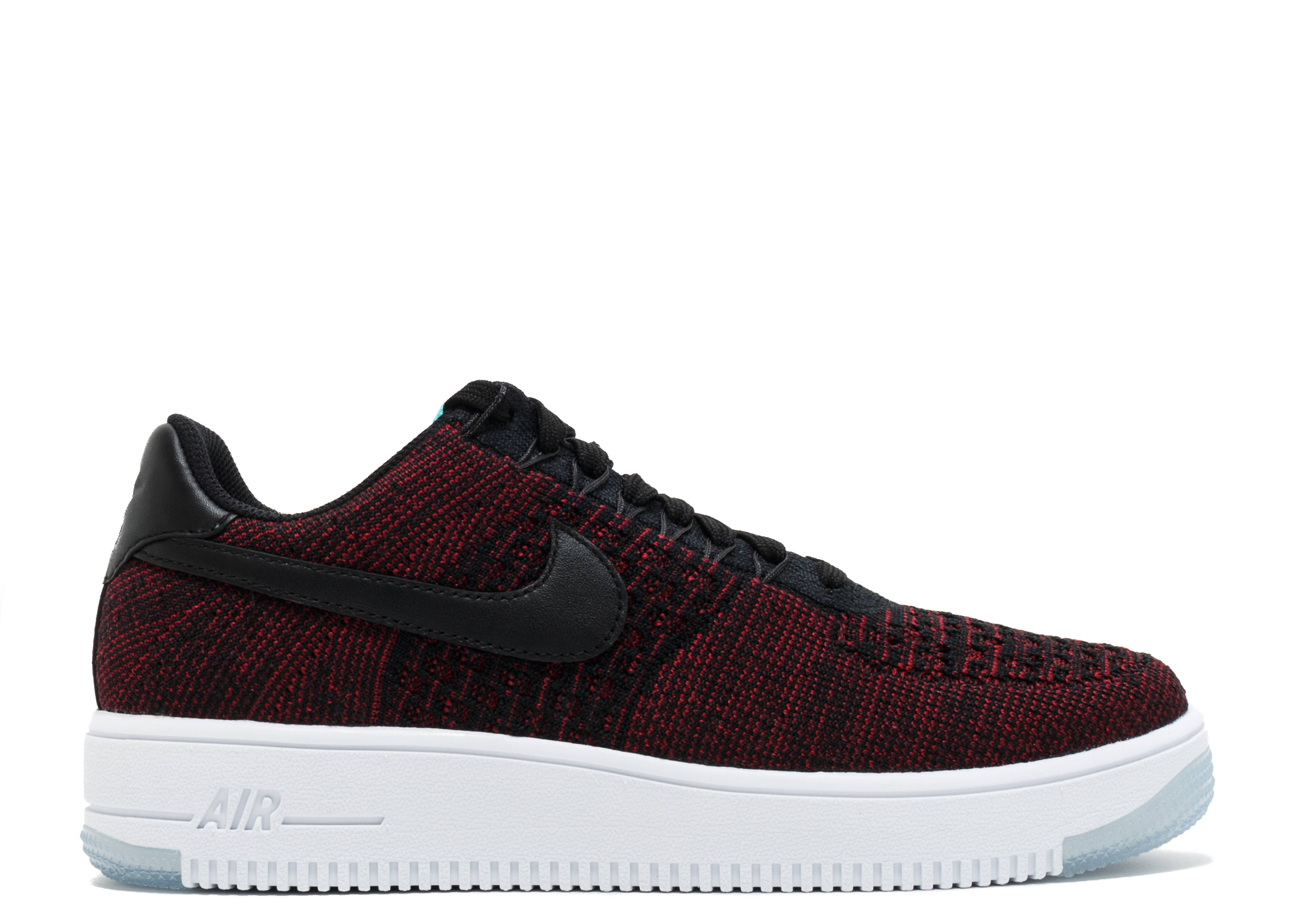 w air force 1 flyknit low