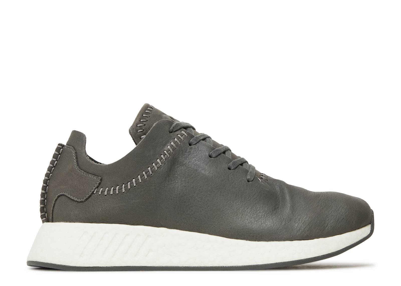 release date: fc006 8e825 wings+horns x NMD_R2 'Ash'