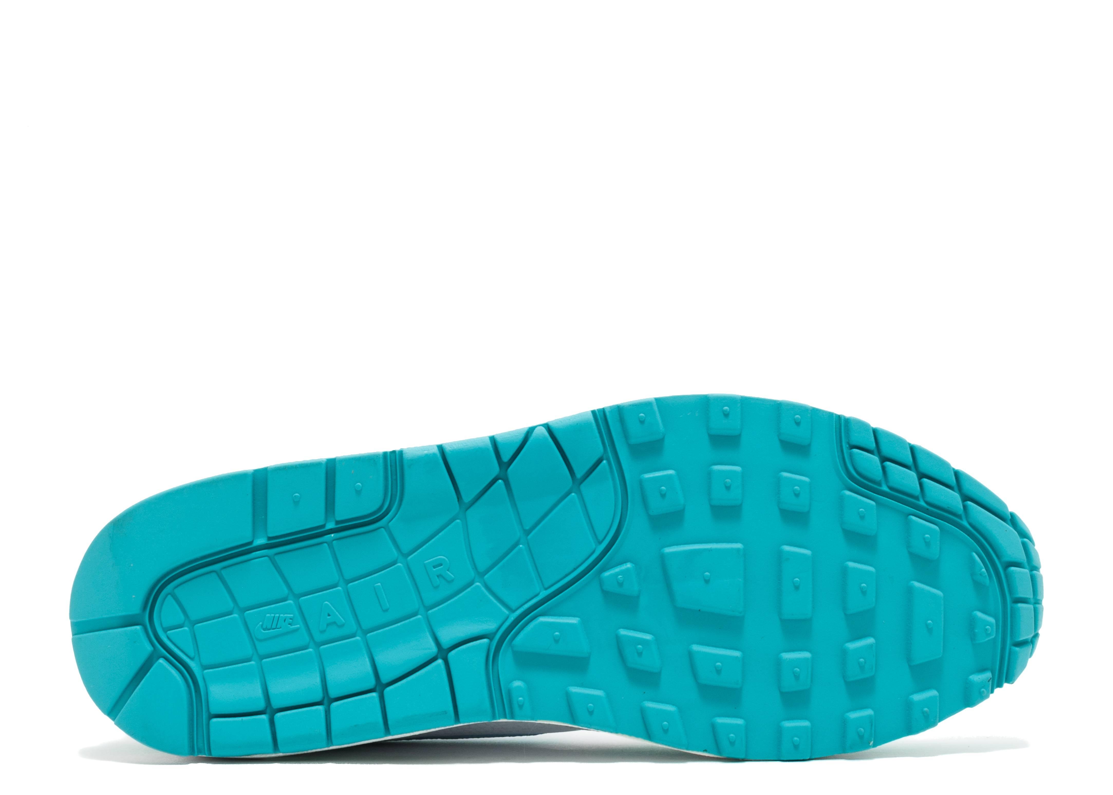 new styles 42707 709c9 Wmns Air Max 1 Essential - Nike - 599820 113 - white artisan teal-lt retro    Flight Club