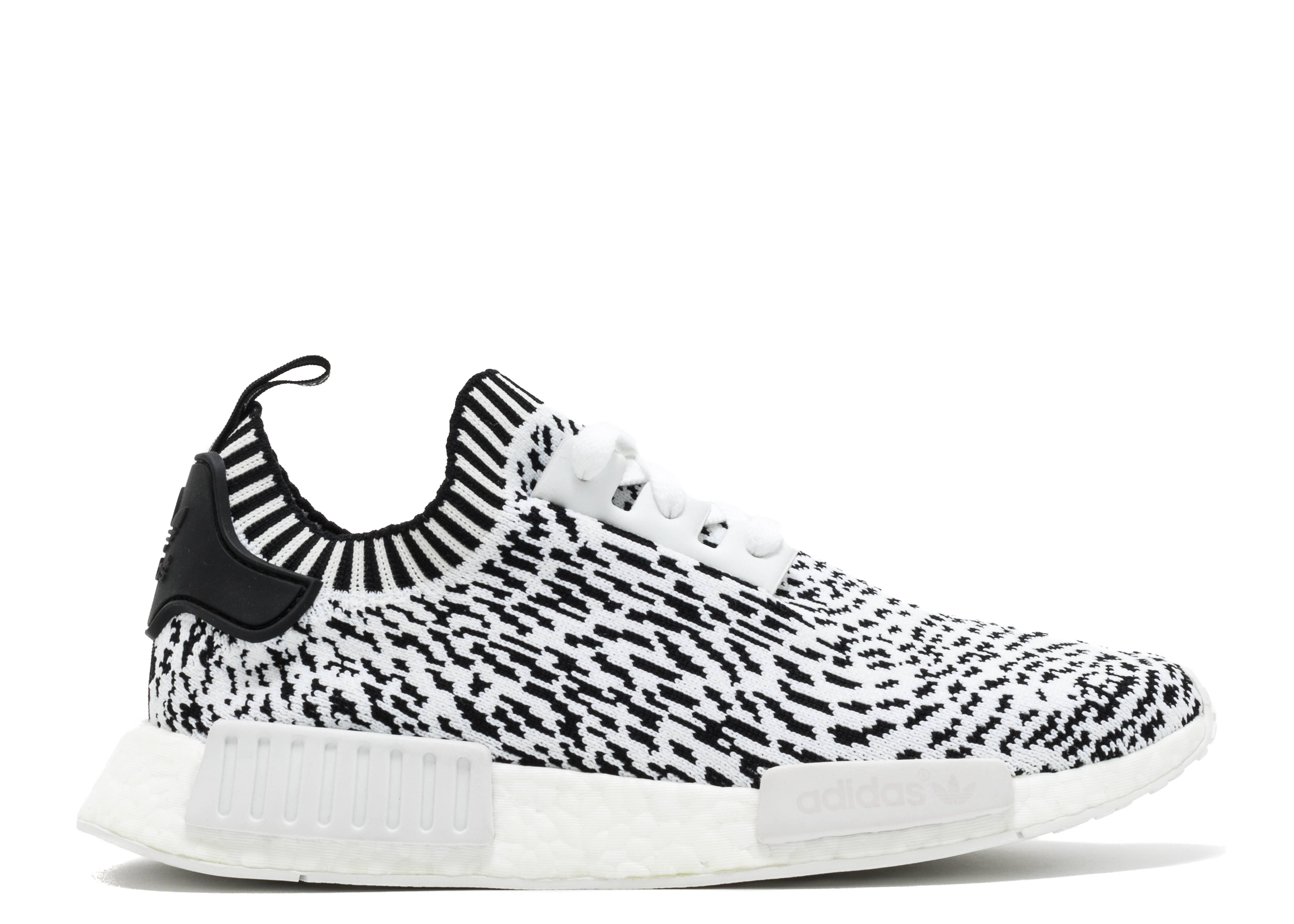 6734f2a1a34 NMD R1 PK - Adidas - bz0219 - white black white