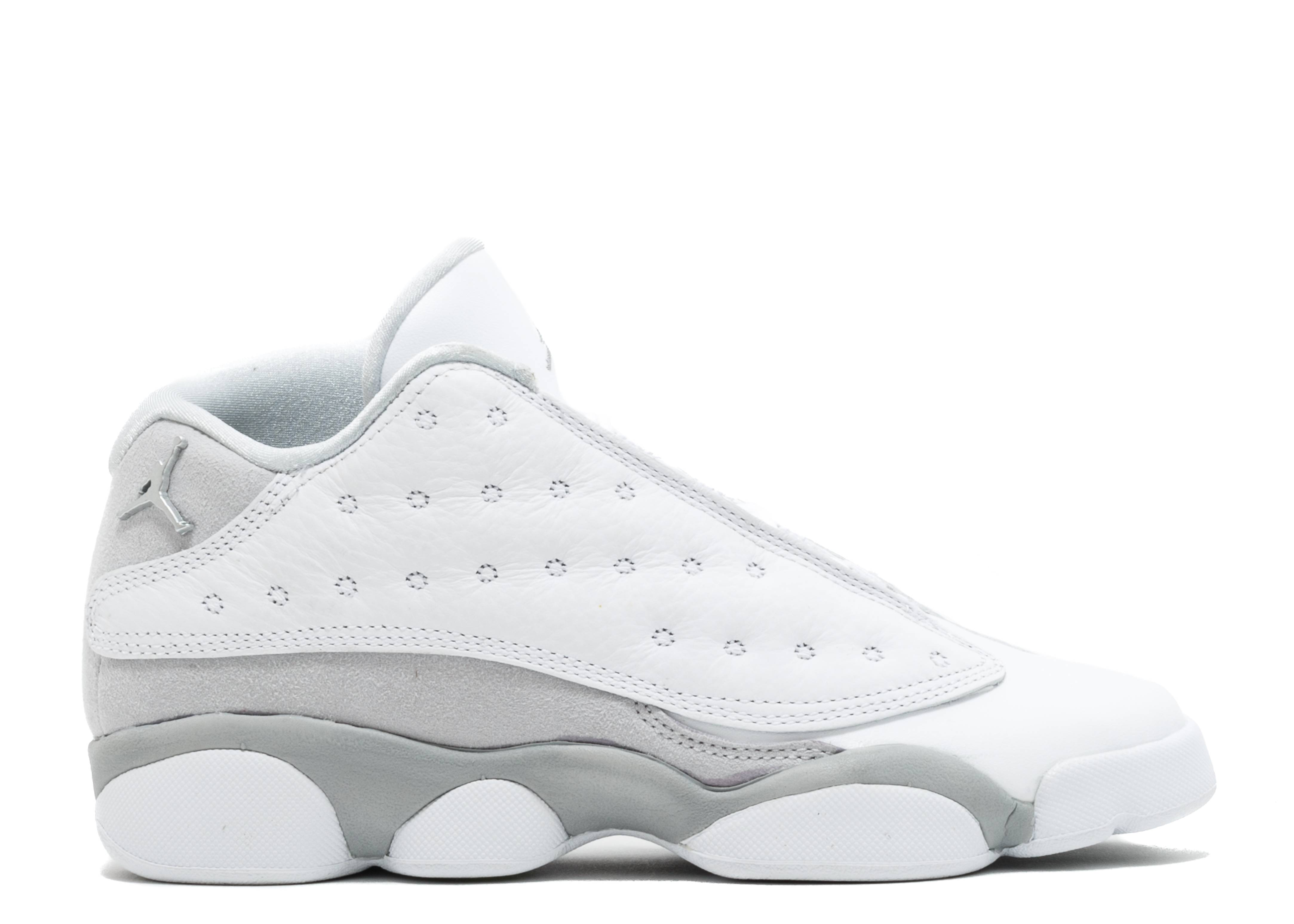 air jordan retro 13 all white