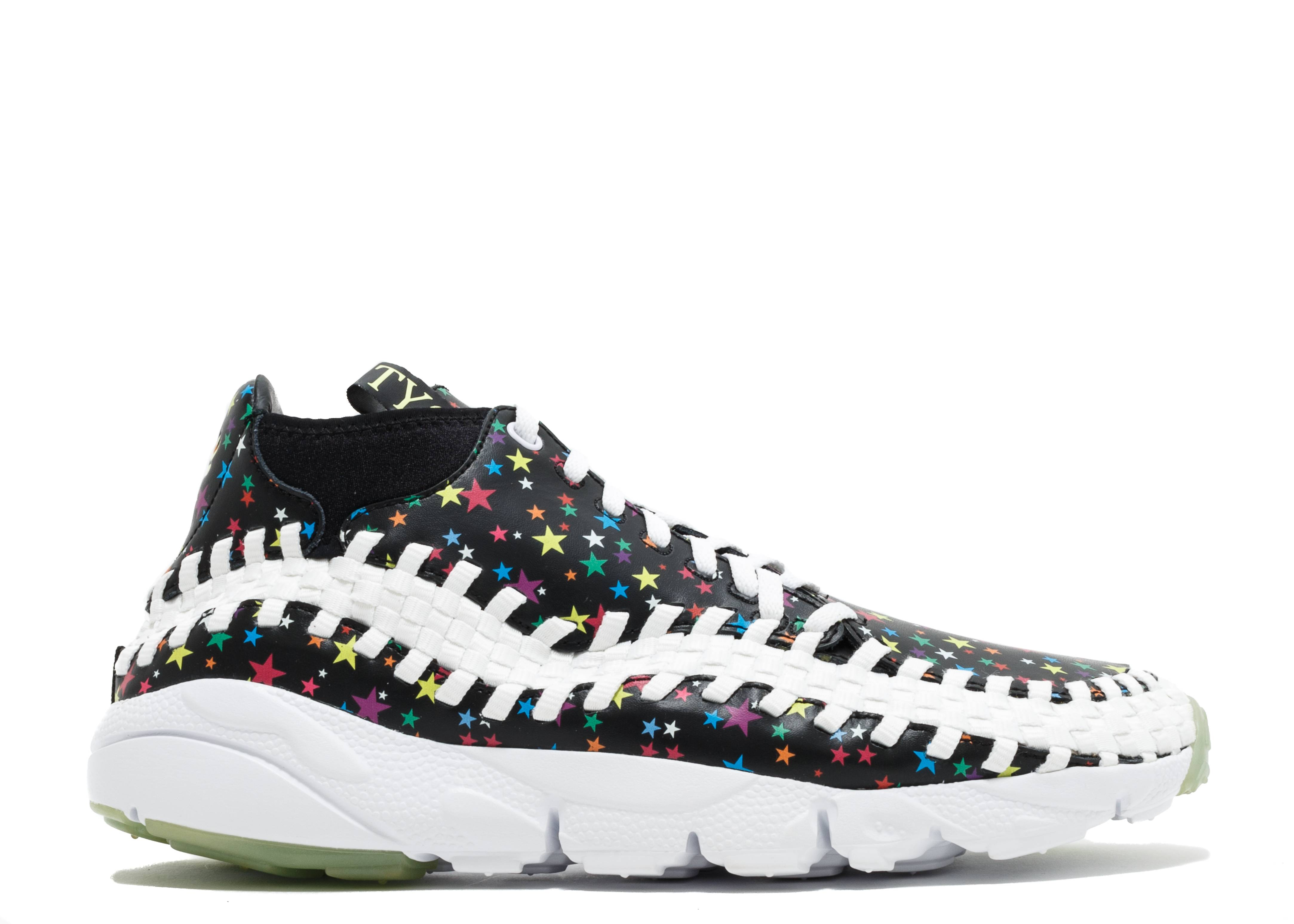 finest selection b2a09 3be23 nike. air footscape woven chukka