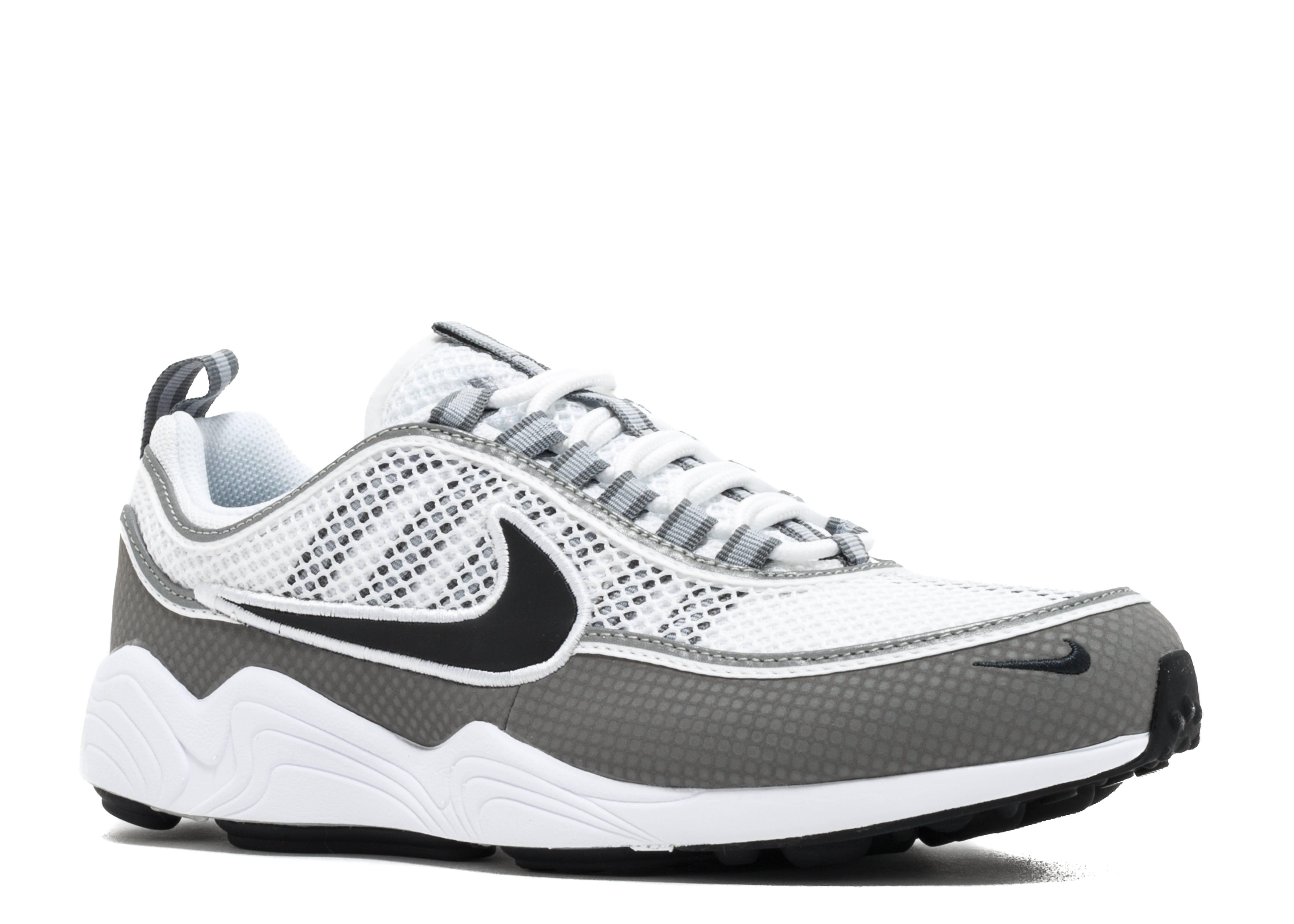 26028c9db42c Air Zoom Spiridon - Nike - 849776 101 - white black-white ash ...