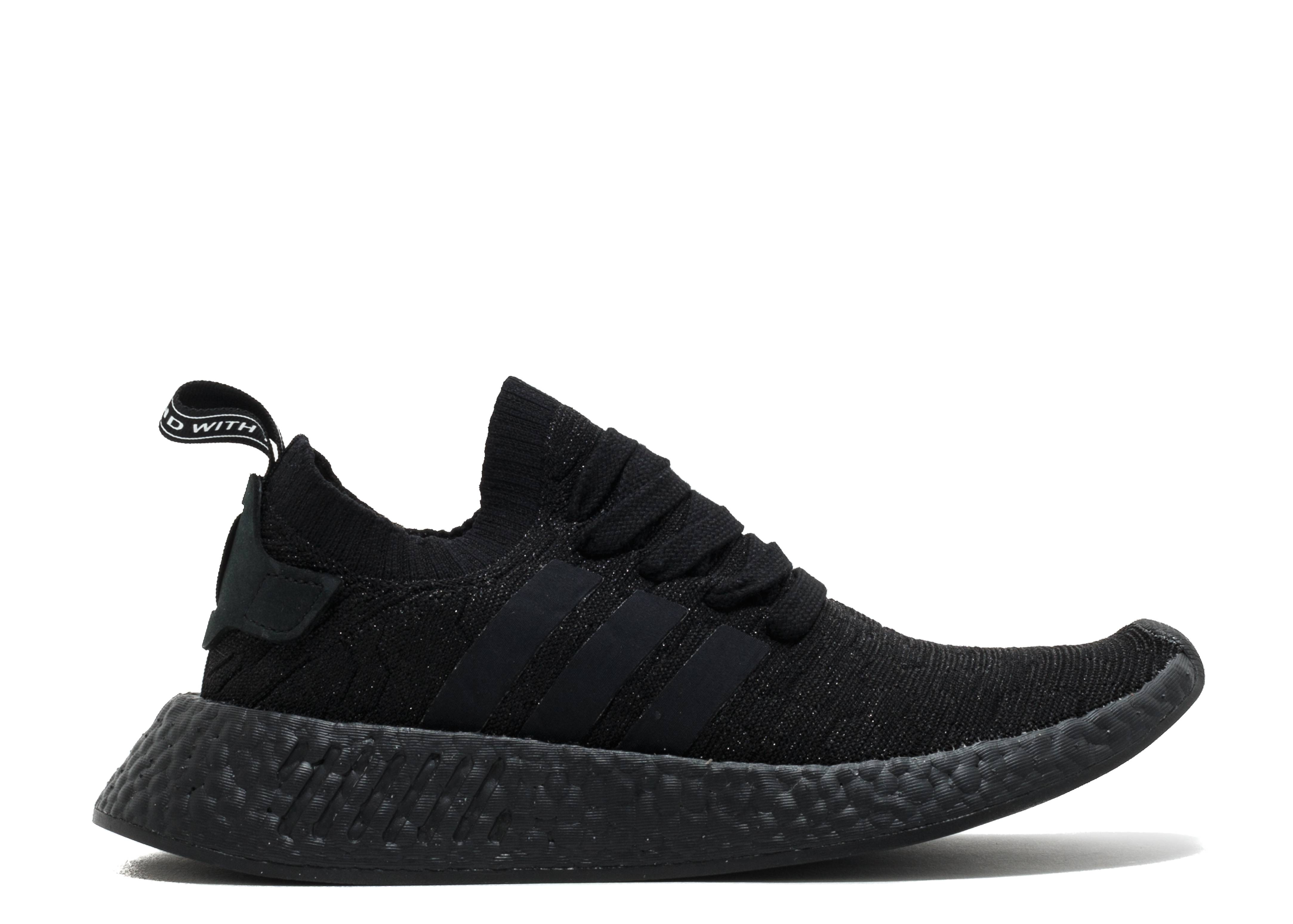 adidas nmd r2 men's black
