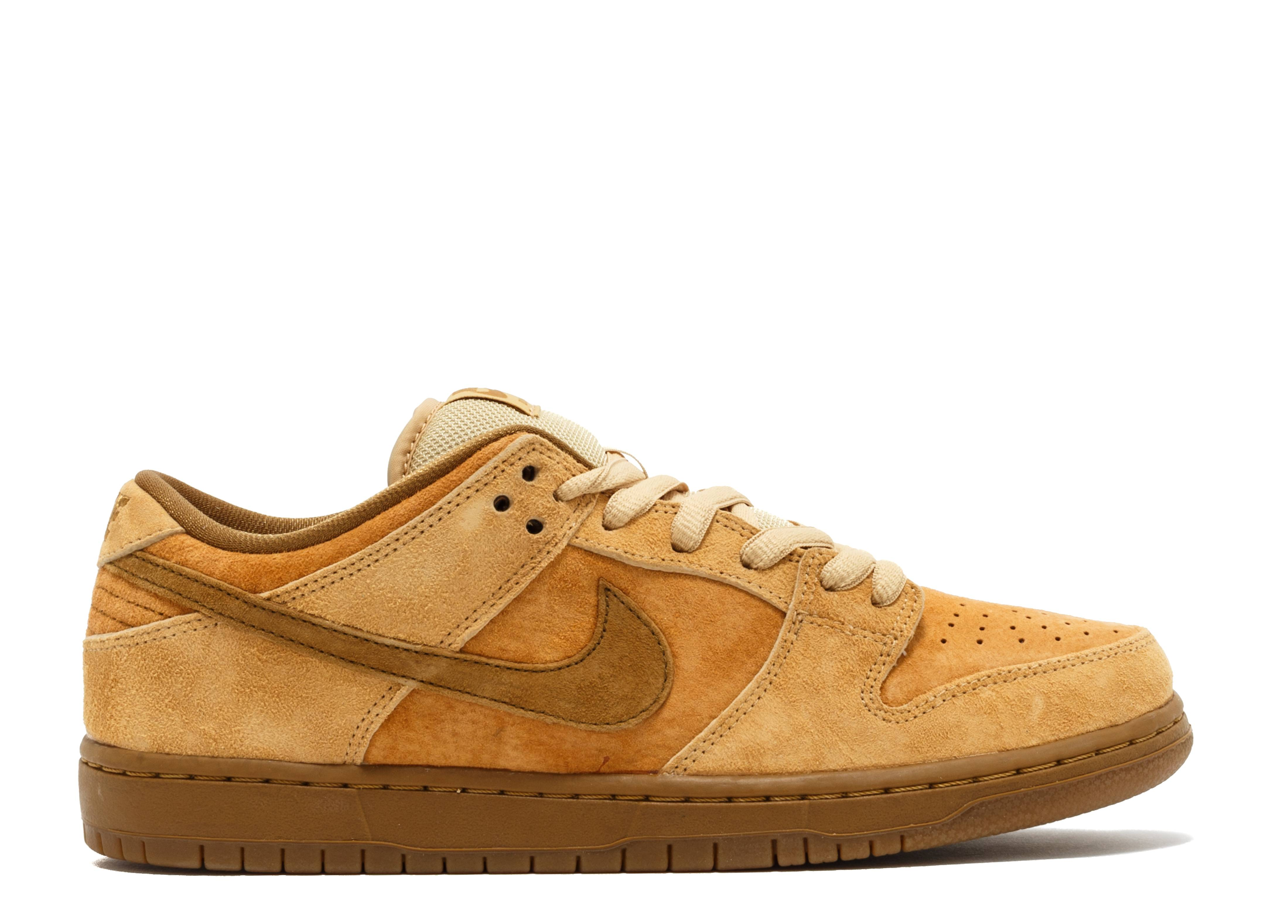 "nike sb dunk low trd qs ""wheat"""