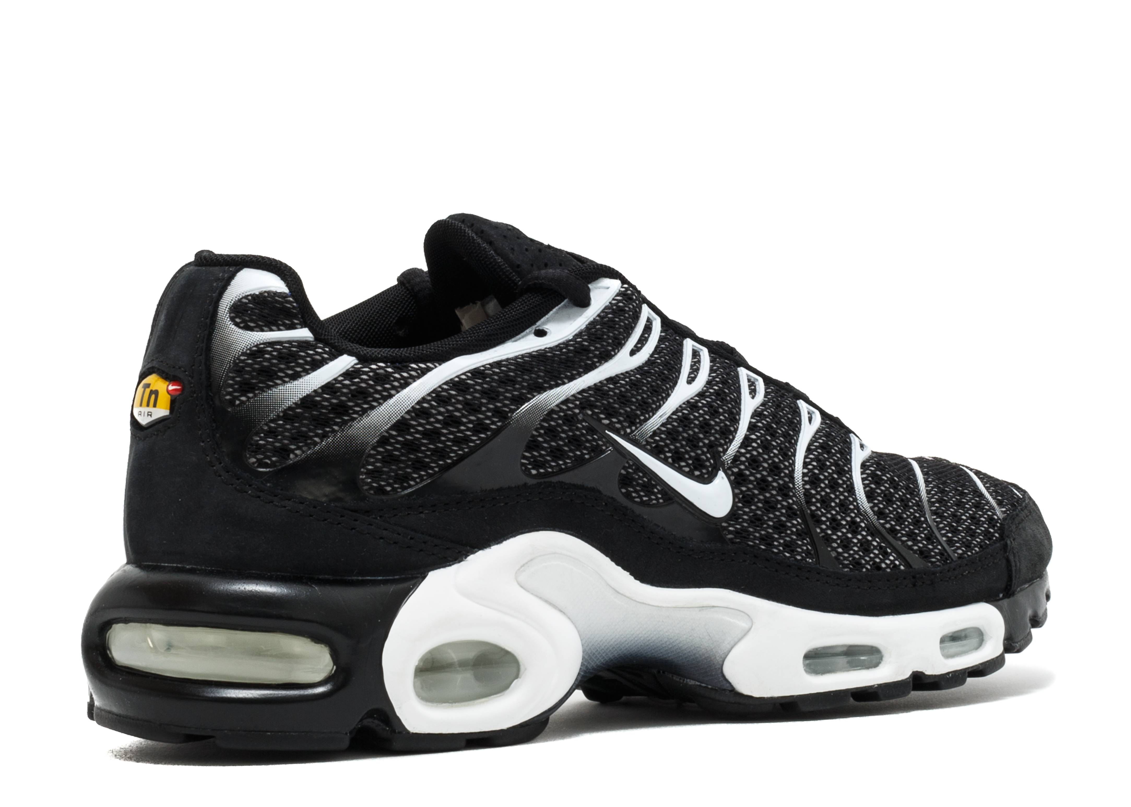 air max plus tn black