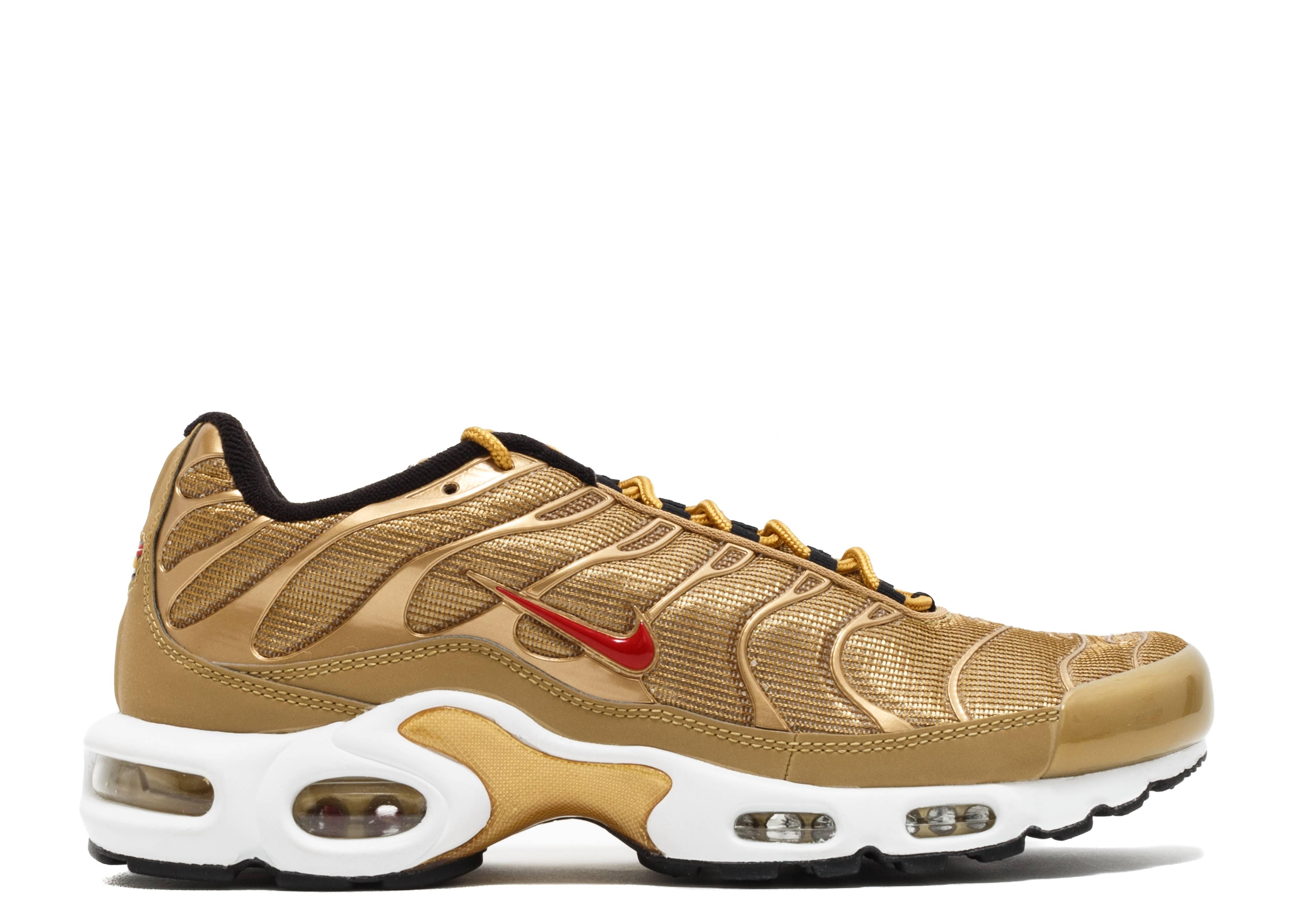 Rea Billiga Kvinnor Nike Air Max 97 Guld Vit Rosa Gul Skor