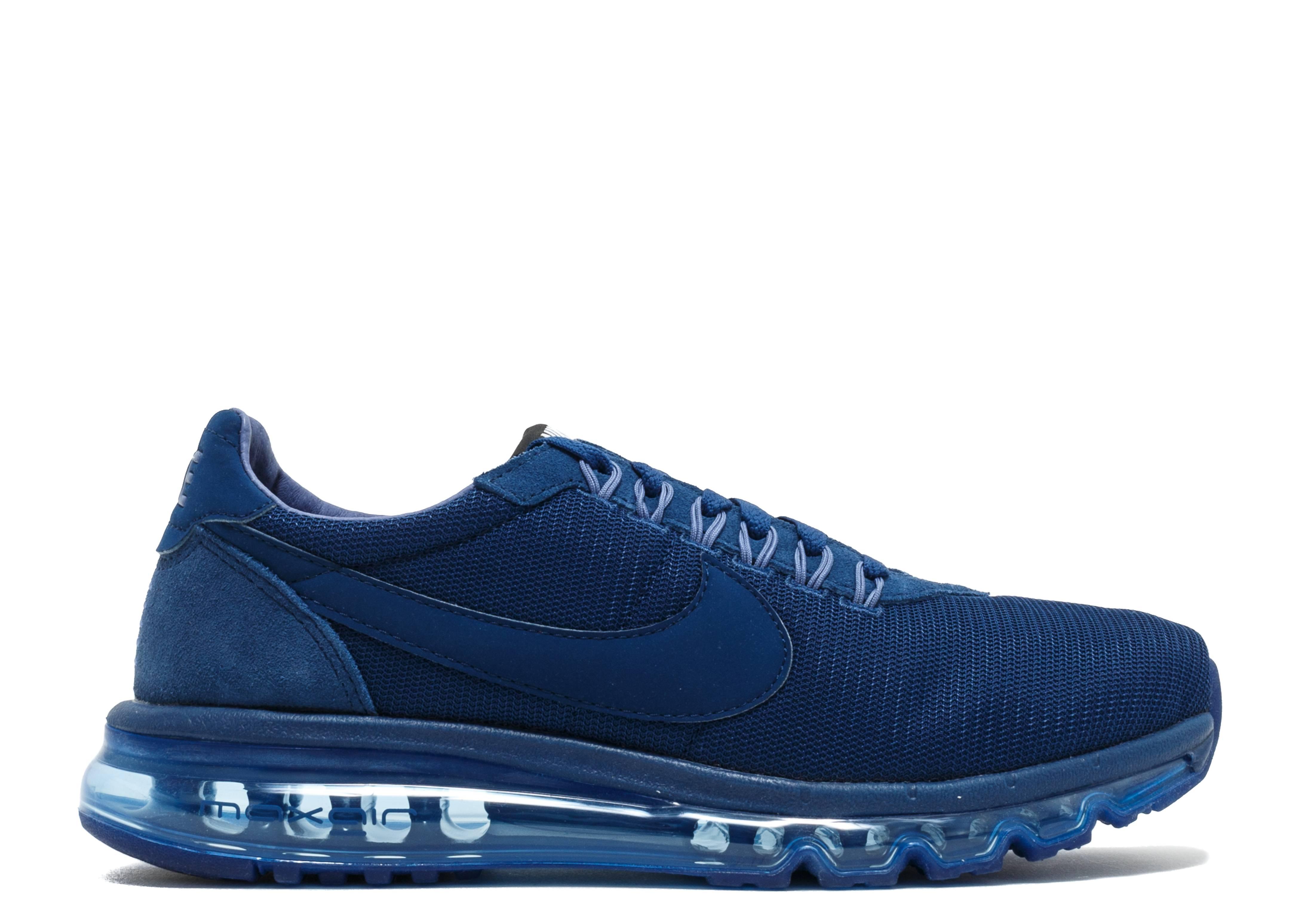Details about Nike Air Max LD Zero Hiroshi Fujiwara Navy Blue Air Max Day Size 5